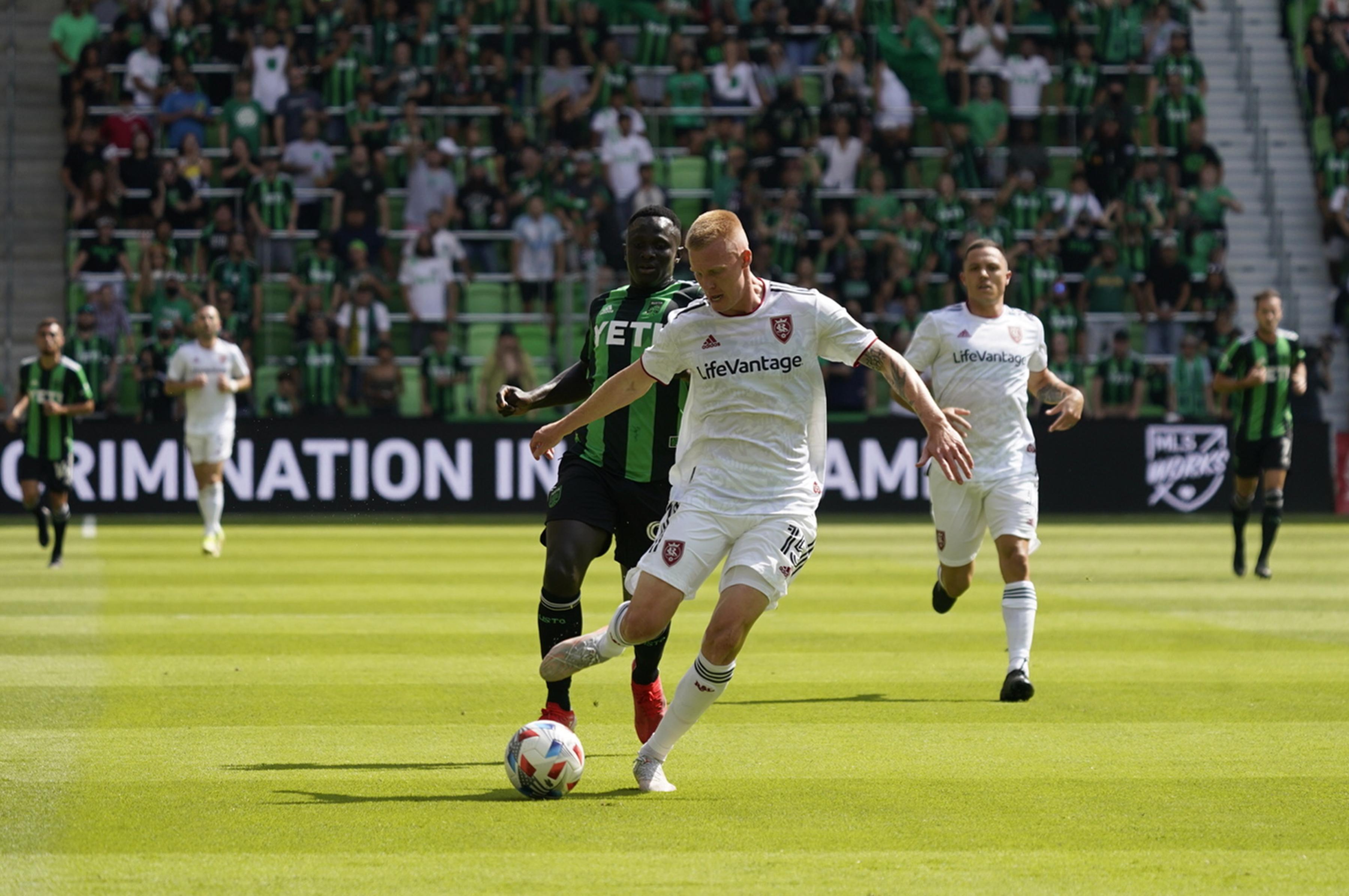 MLS: Real Salt Lake at Austin FC
