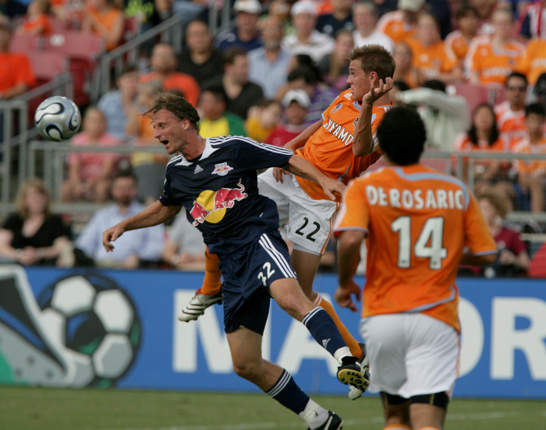 MLS - New York Red Bulls vs Houston Dynamo - July 5, 2007