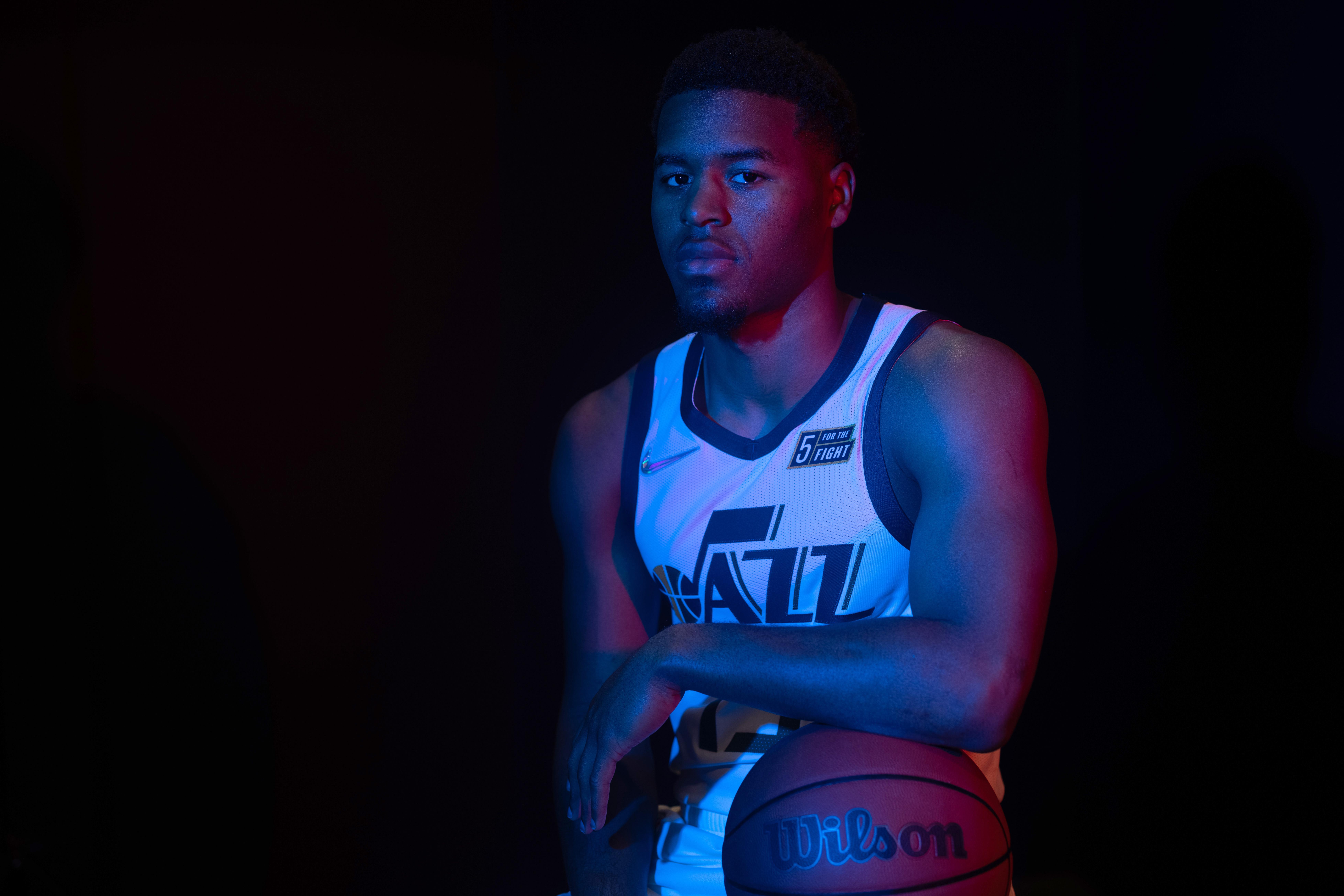 2021-22 Utah Jazz Media Day