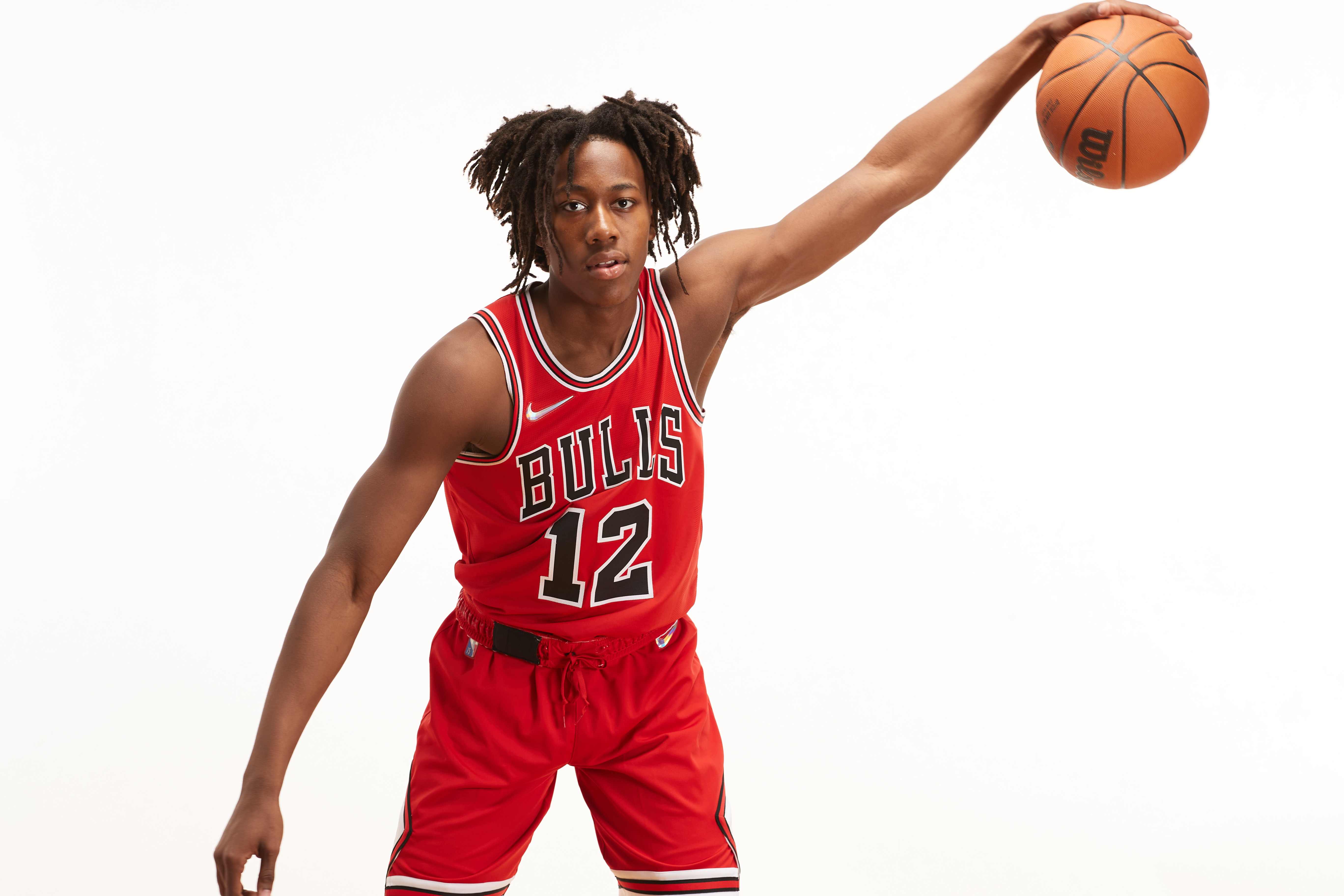 Bulls rookie Ayo Dosunmu might be buried on the team's depth chart, but he has time to change minds.