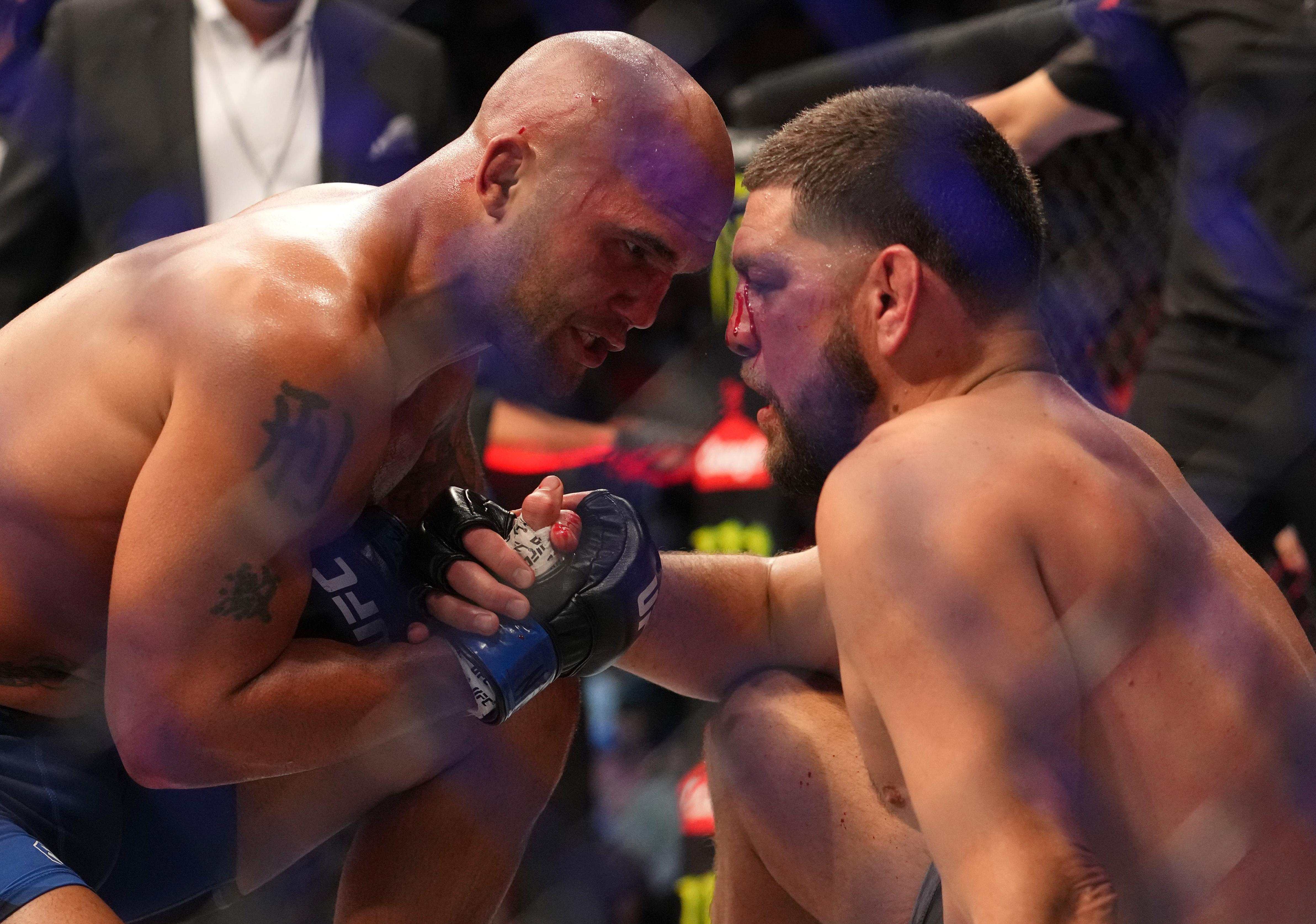 UFC 266: Robbie Lawler vs. Nick Diaz MMA News
