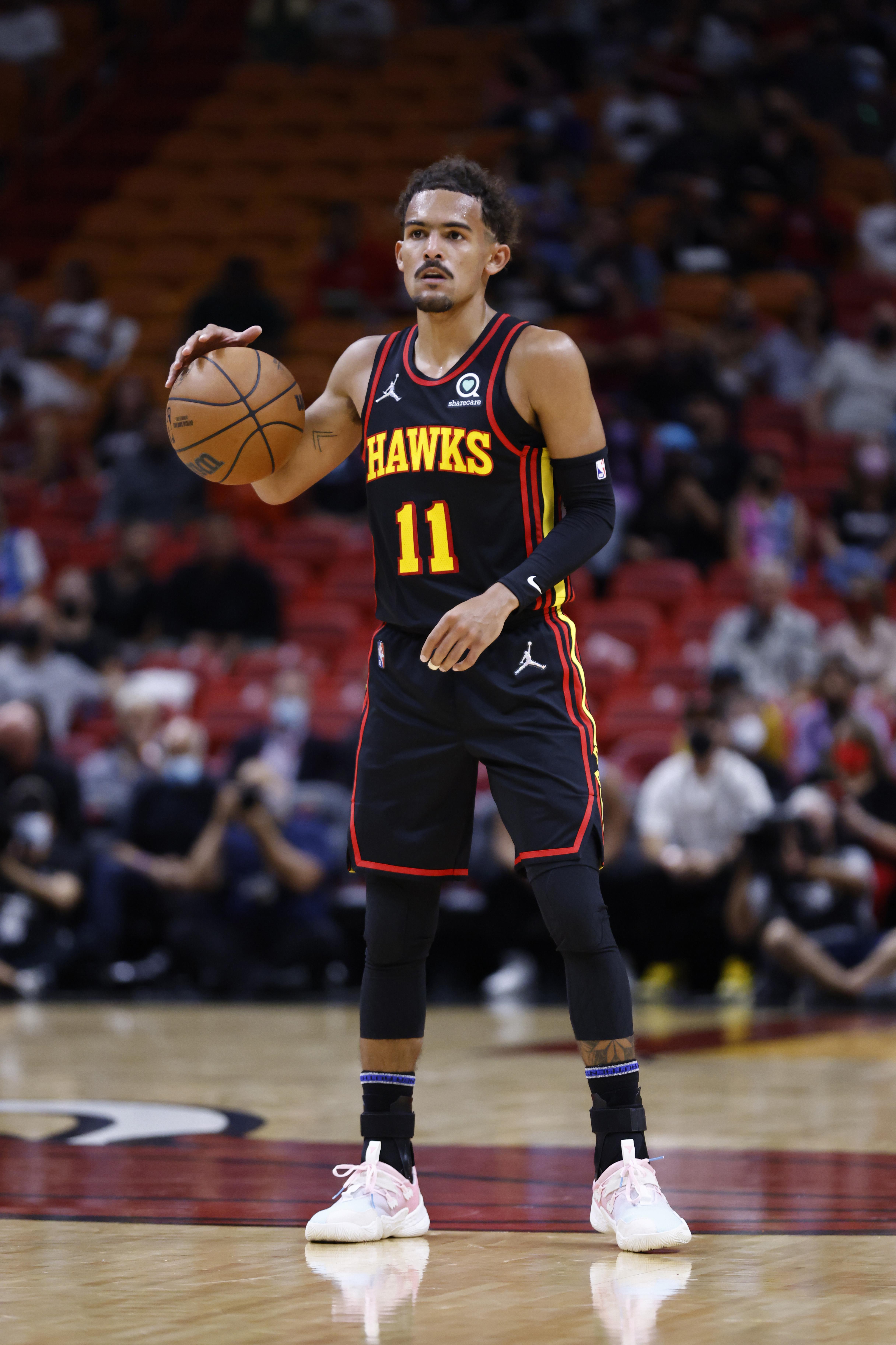 Atlanta Hawks v Miami Heat