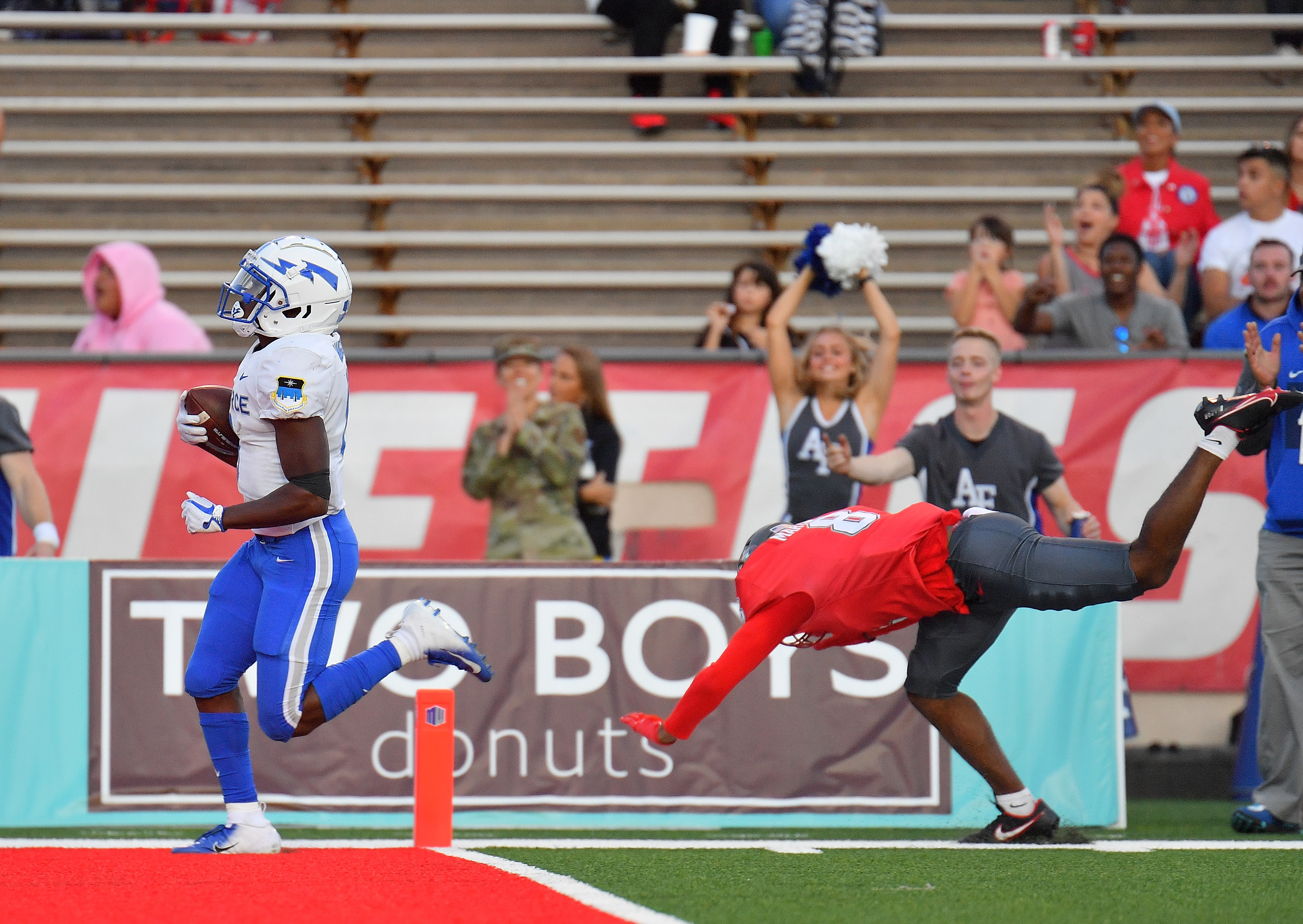 Air Force v New Mexico