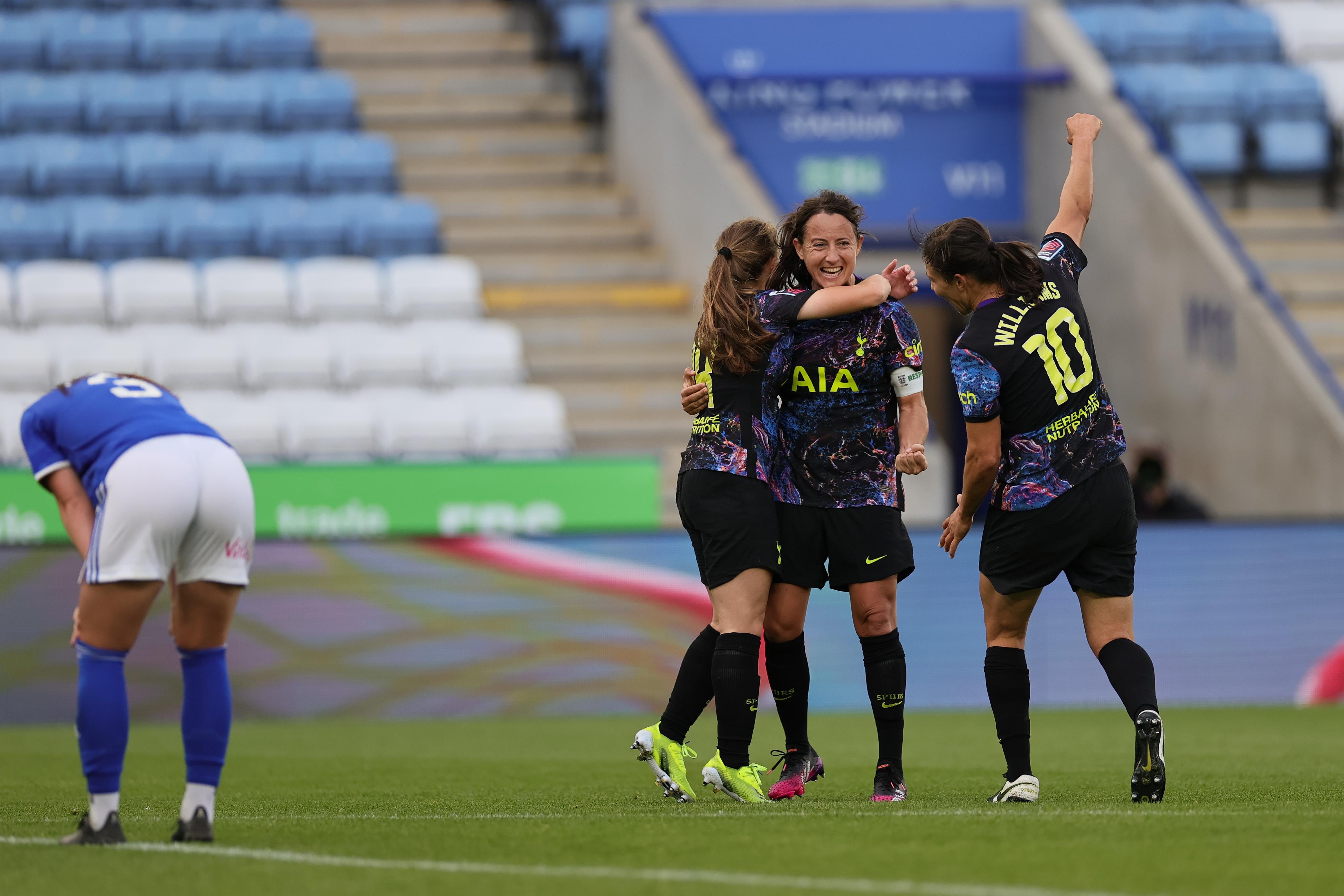 Leicester City v Tottenham Hotspur - FA Women's Super League