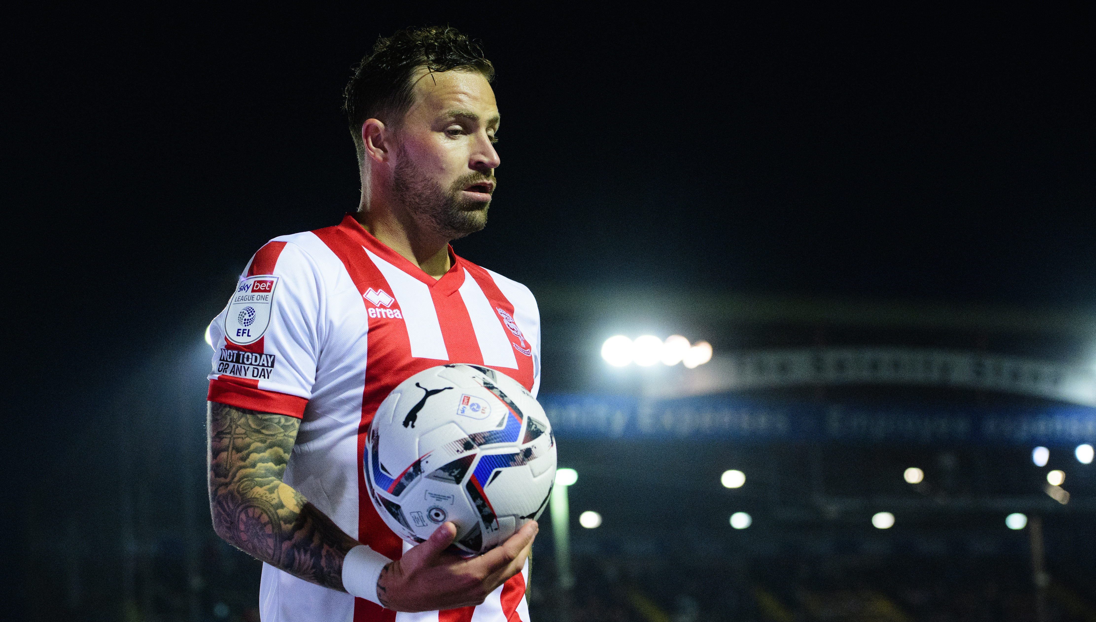 Lincoln City v Rotherham United - Sky Bet League One