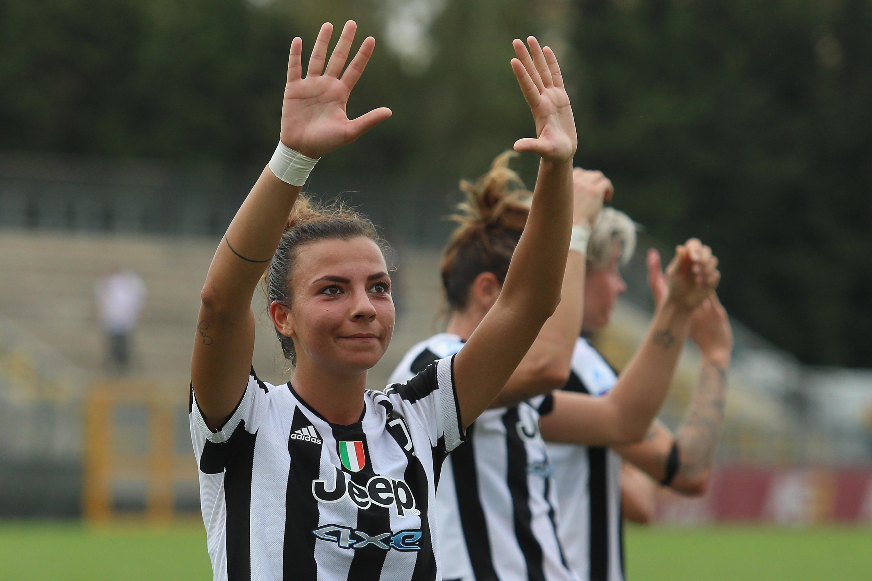 AS Roma v Juventus- Women Serie A