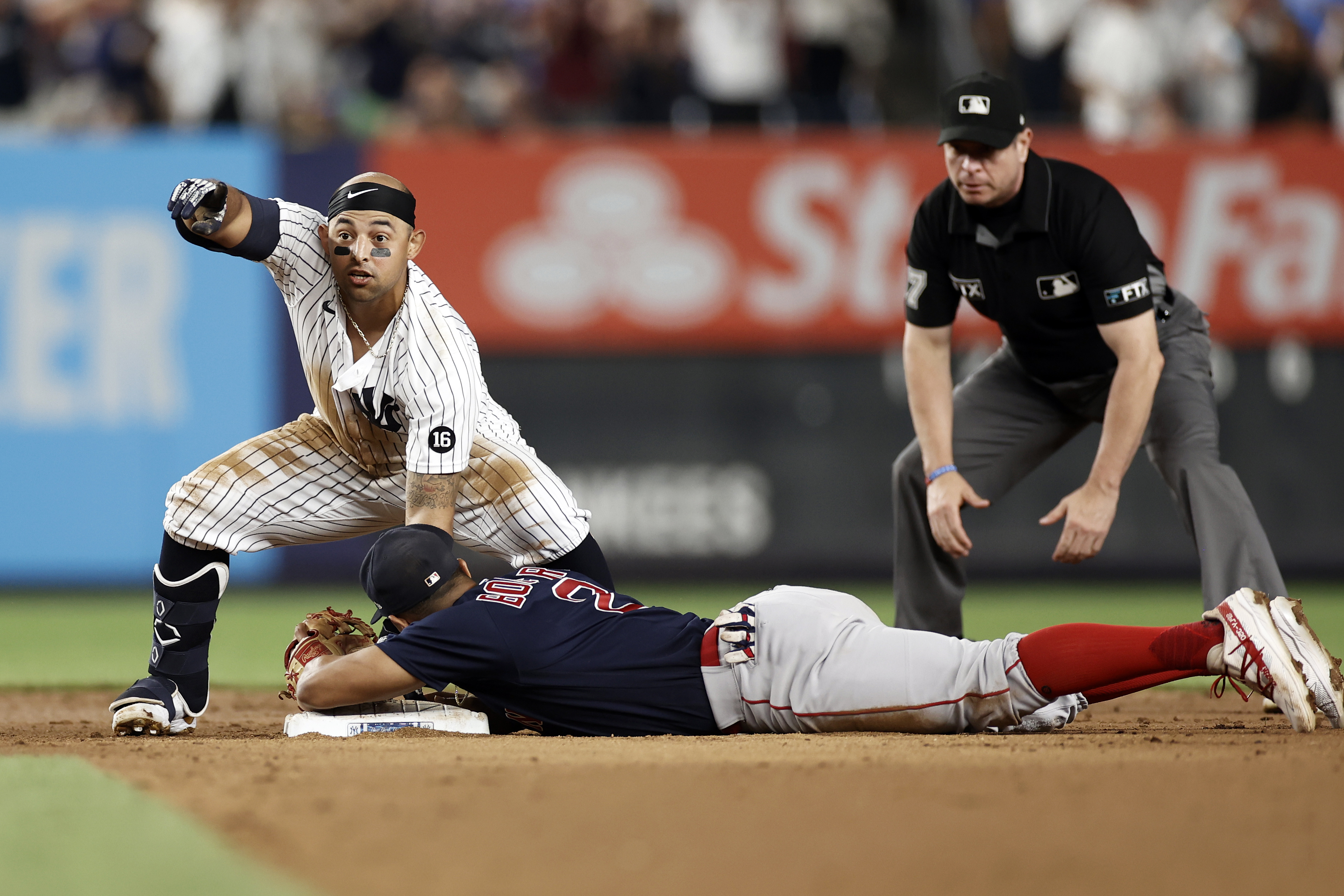 Boston Red Sox v New York Yankees - Game Two