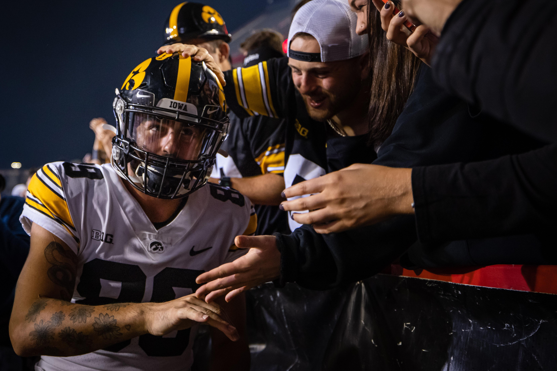 NCAA Football: Iowa at Maryland