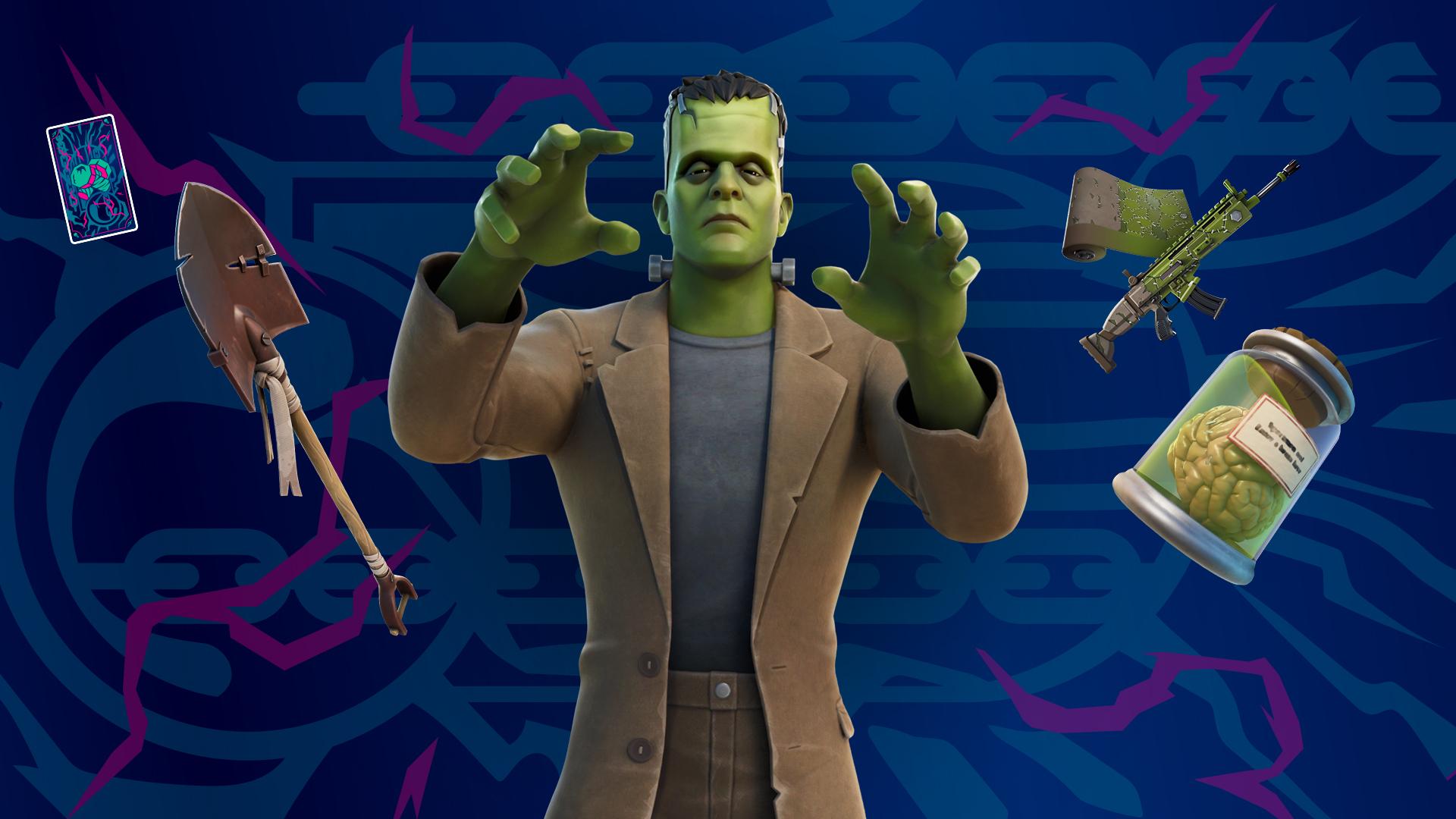 Frankenstein's Monster in Fortnite