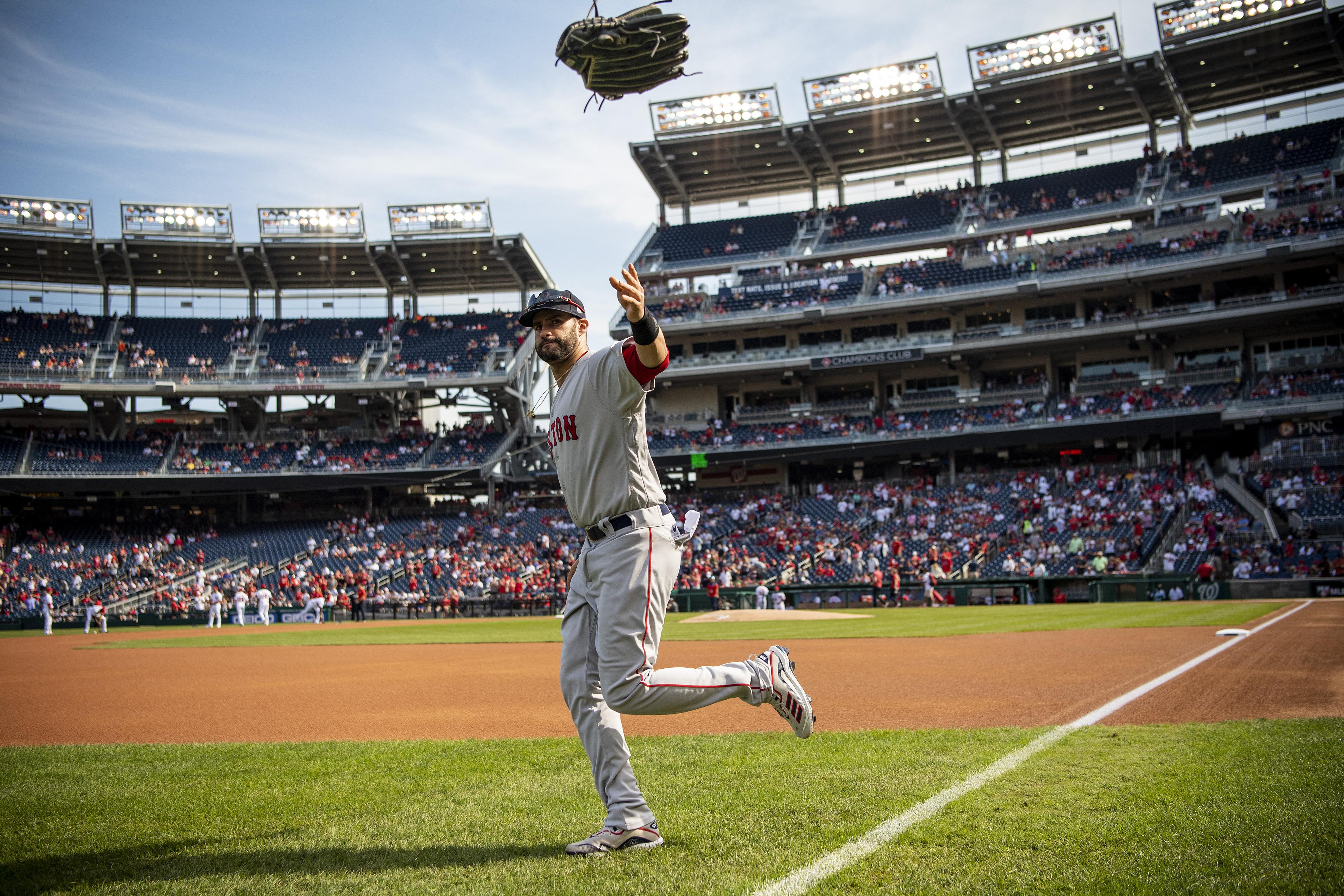 Boston Red Sox v Washington Nationals