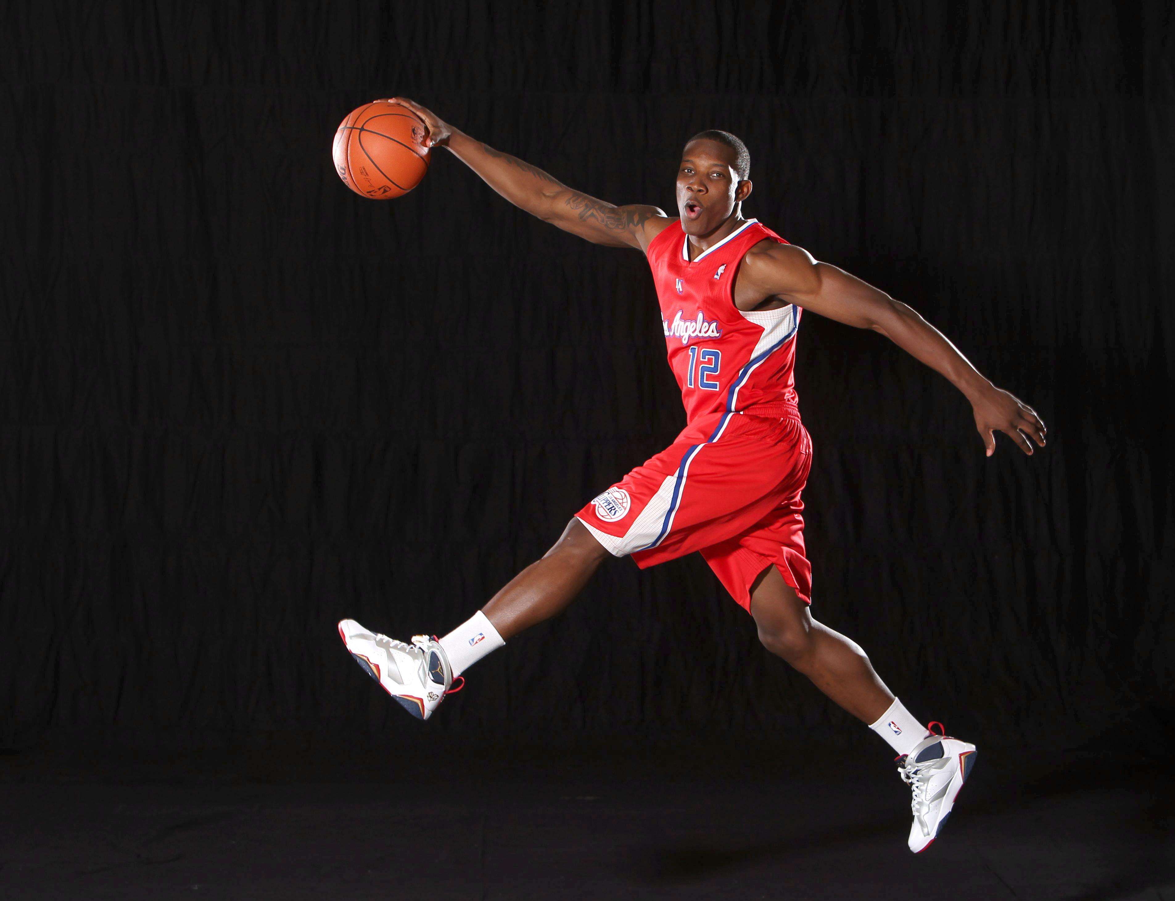 2010 NBA Rookie Photo Shoot