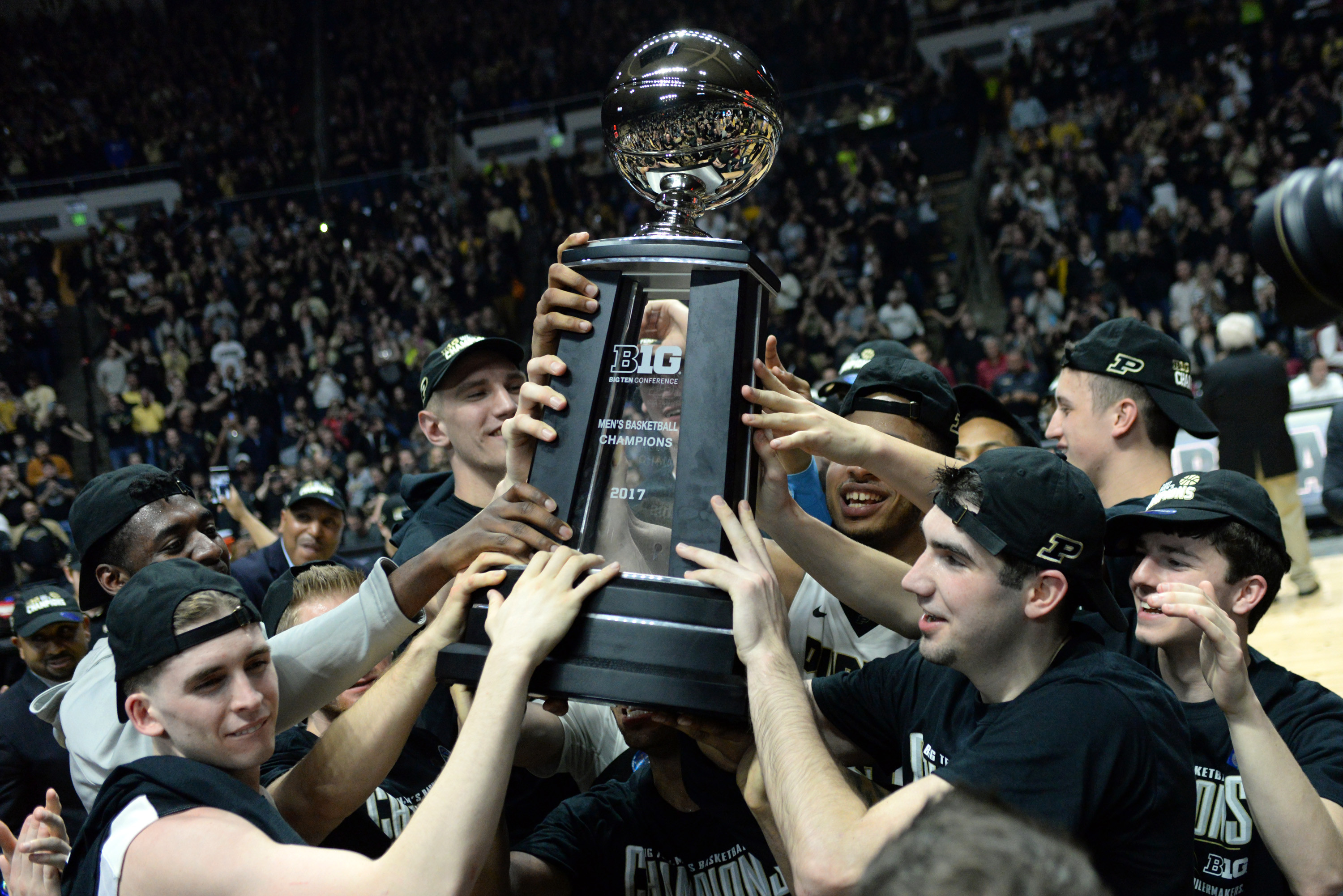 COLLEGE BASKETBALL: FEB 28 Indiana at Purdue