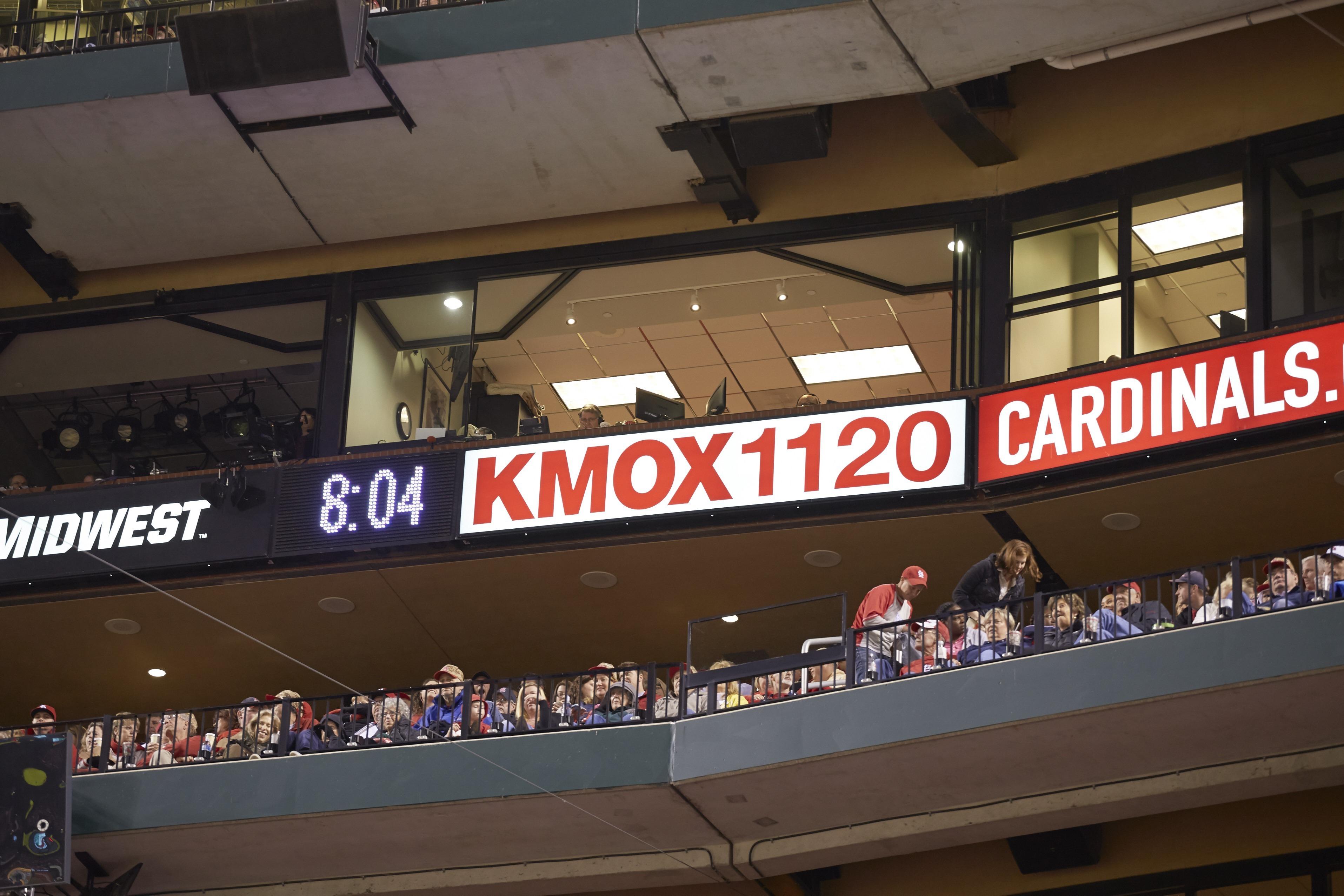 KMOX Radio Station