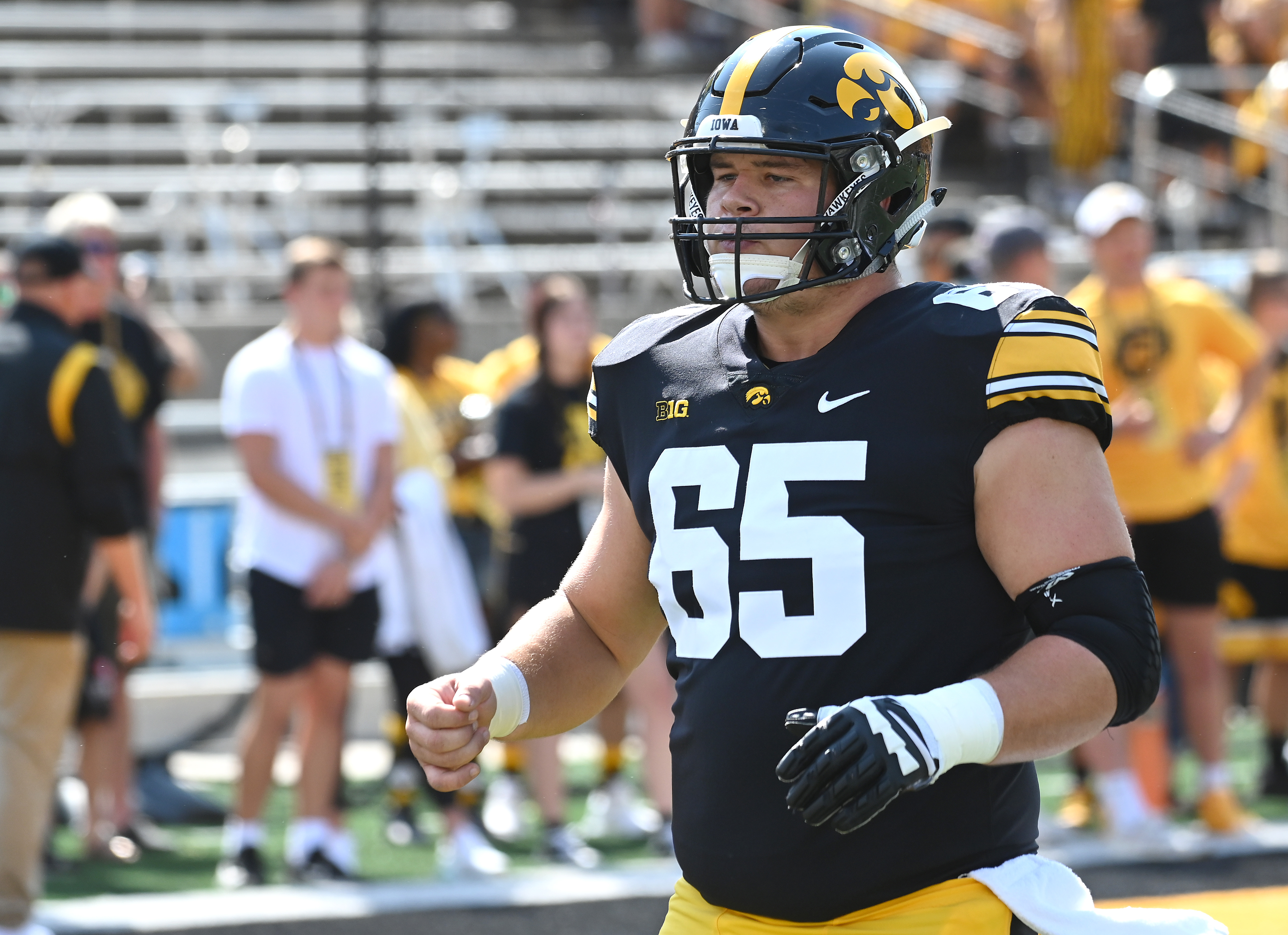 COLLEGE FOOTBALL: SEP 18 Kent State at Iowa