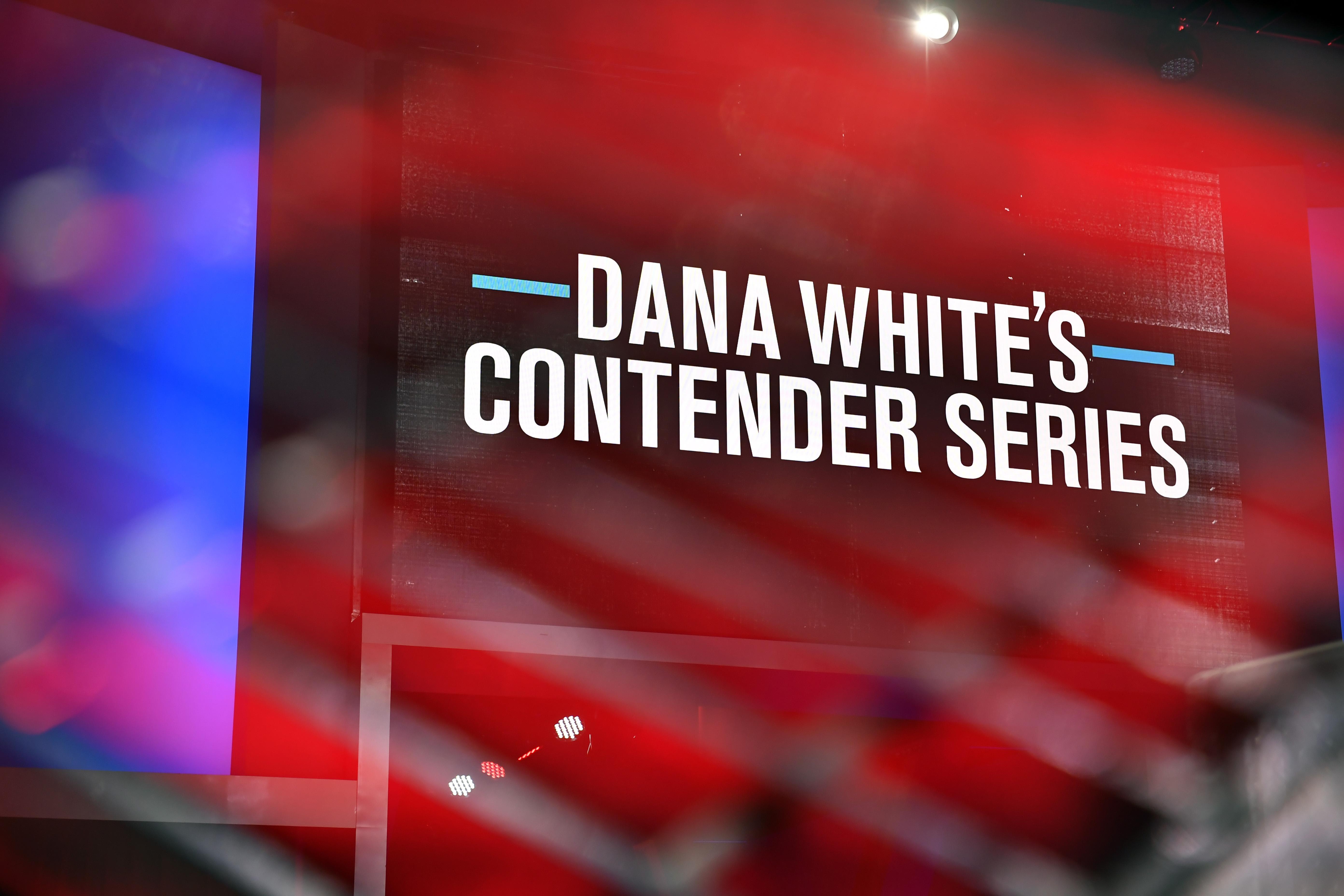 丹娜·怀特的竞争者系列-第五季第5周