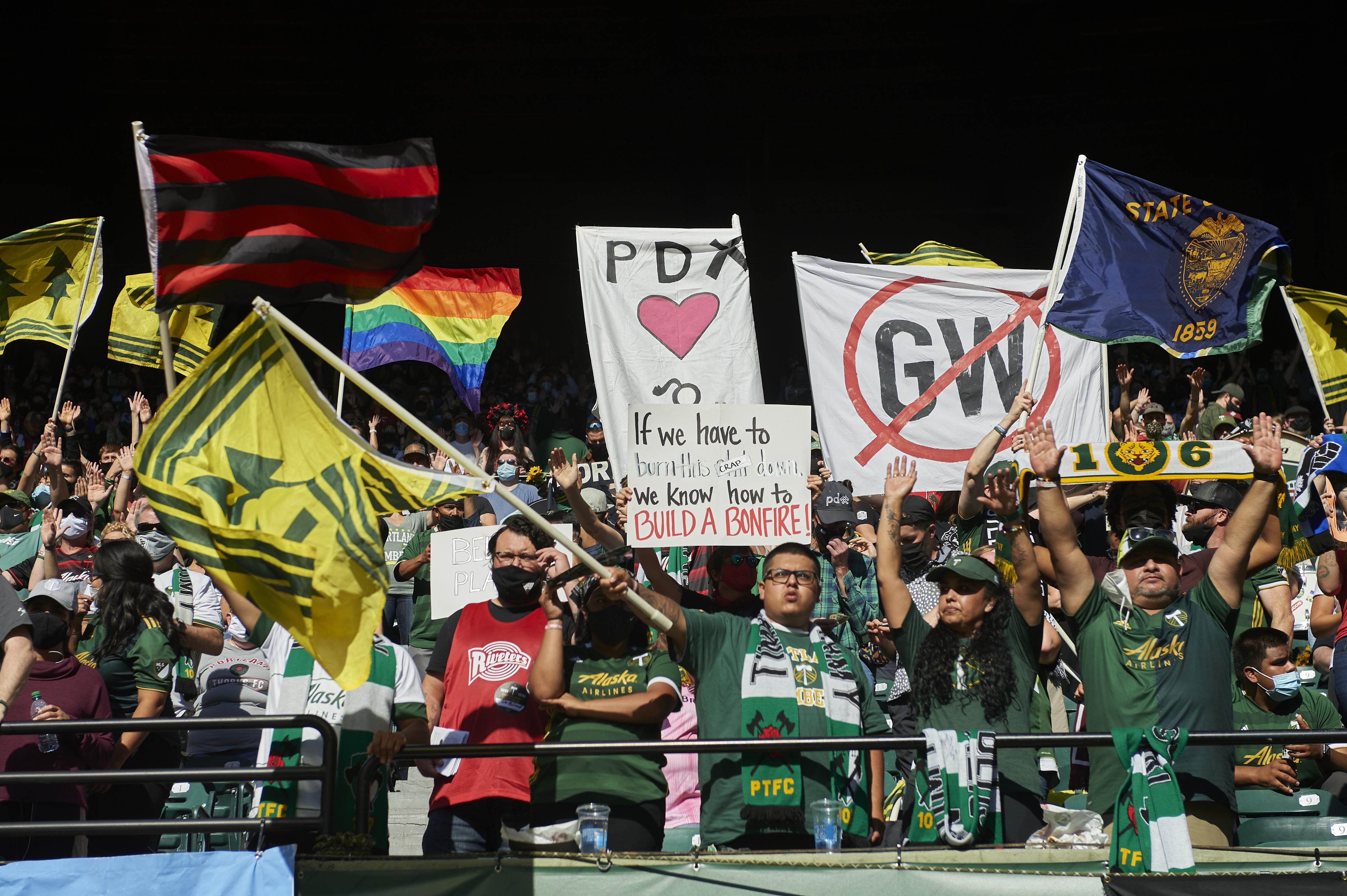 MLS: Inter Miami CF at Portland Timbers