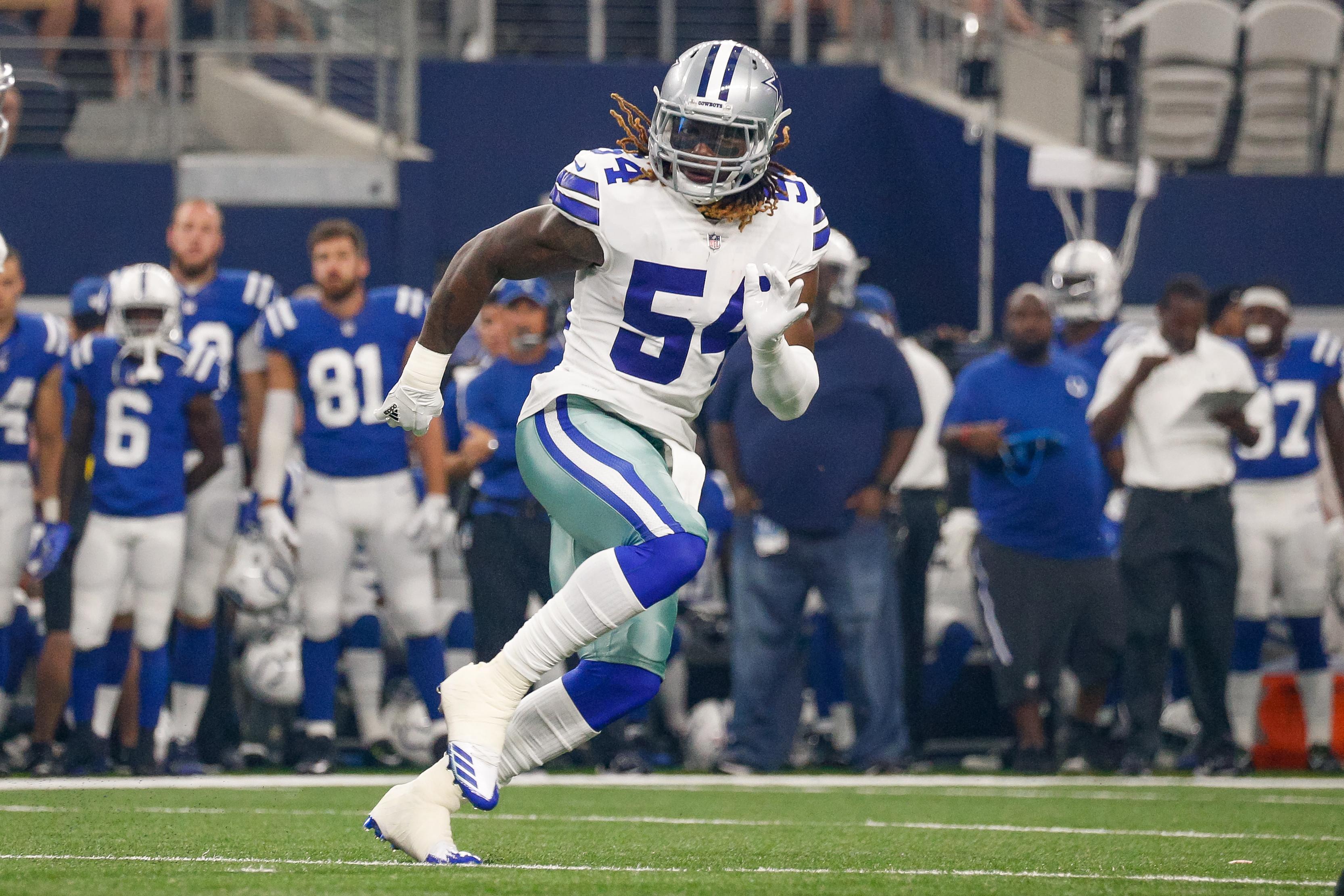 NFL: AUG 19 Preseason - Colts at Cowboys