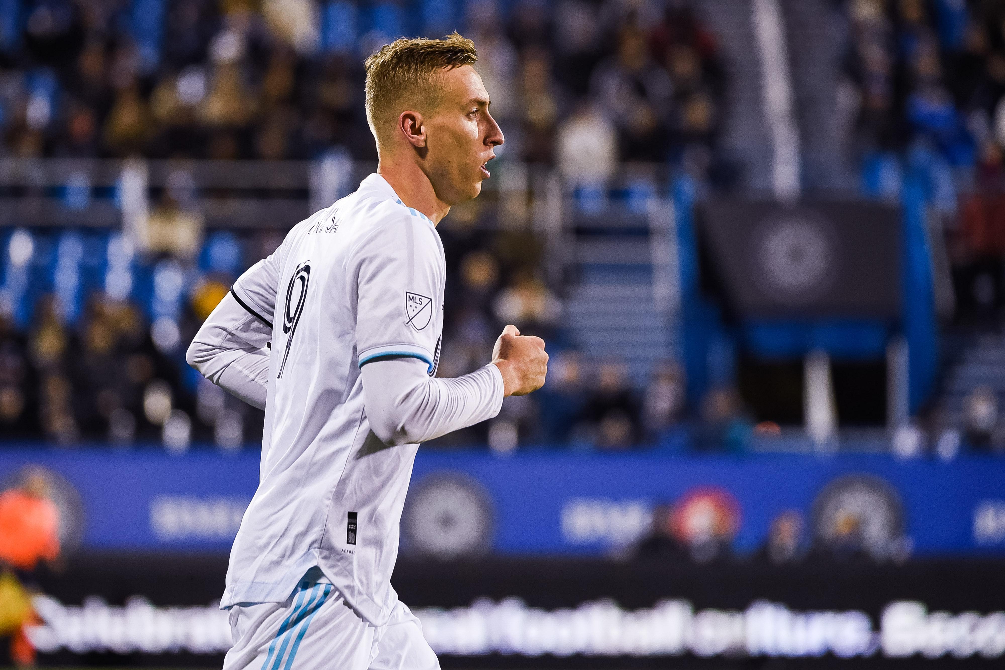 MLS: New England Revolution at CF Montreal