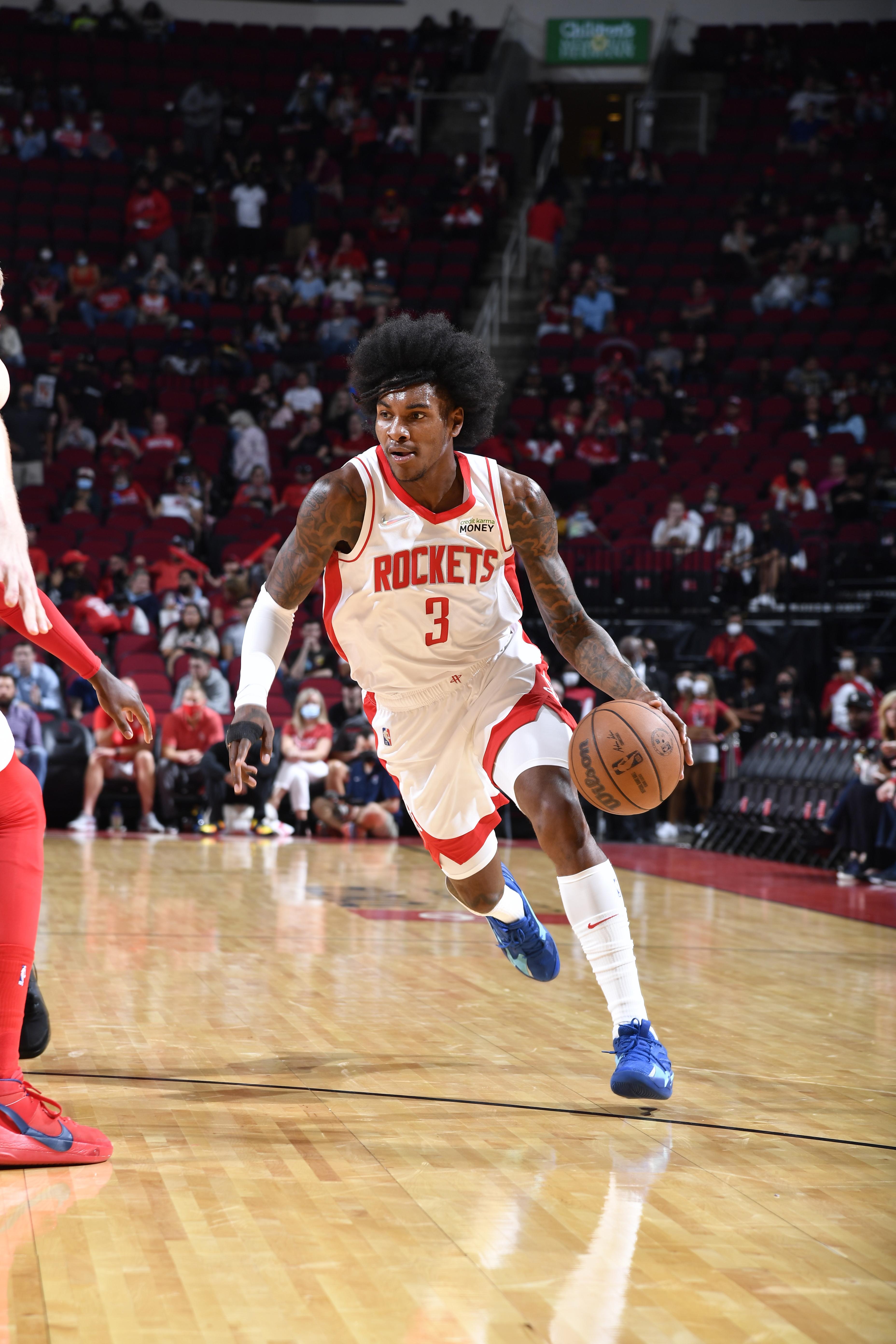 Washington Wizards v Houston Rockets