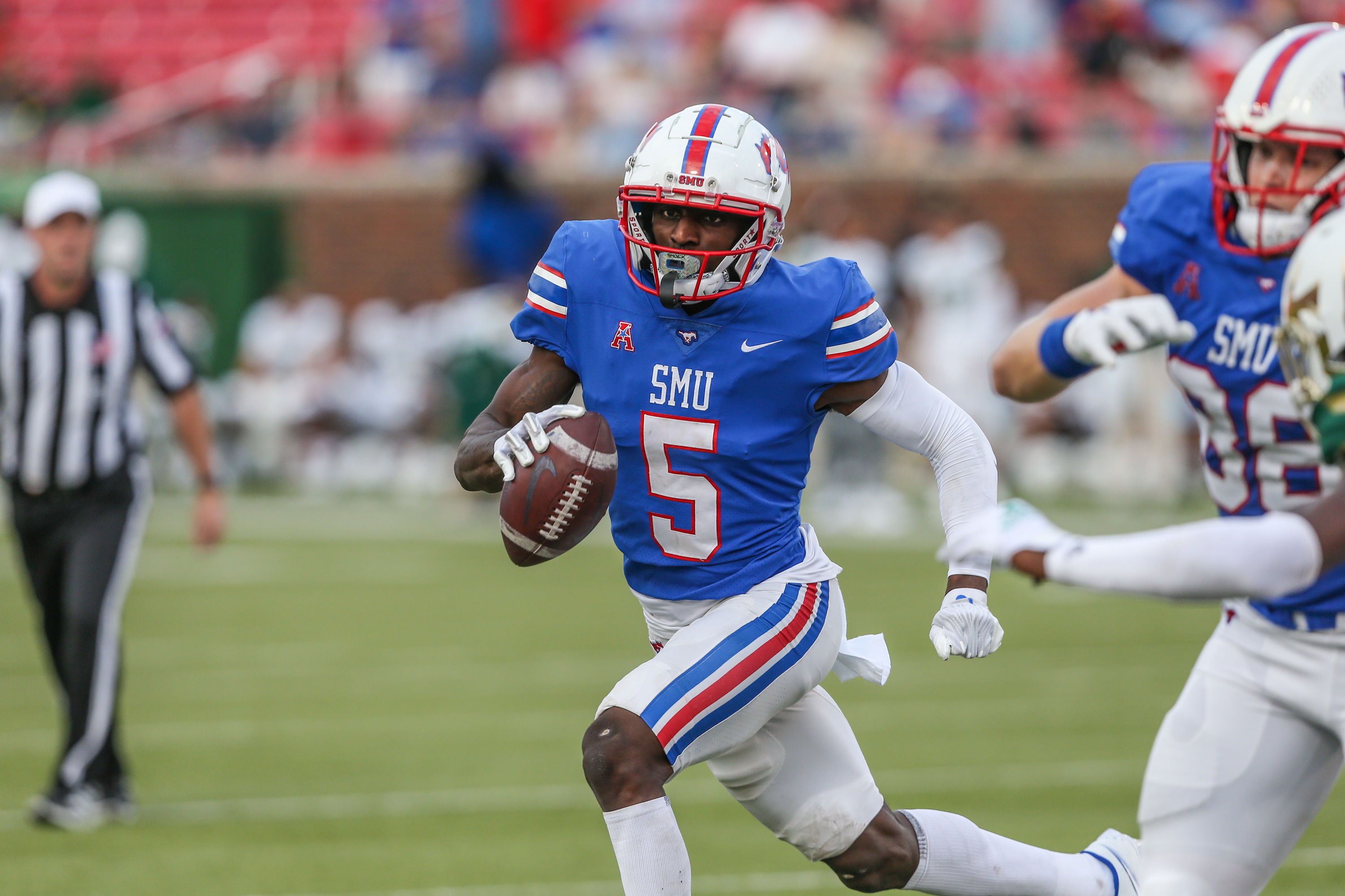 COLLEGE FOOTBALL: OCT 02 USF at SMU