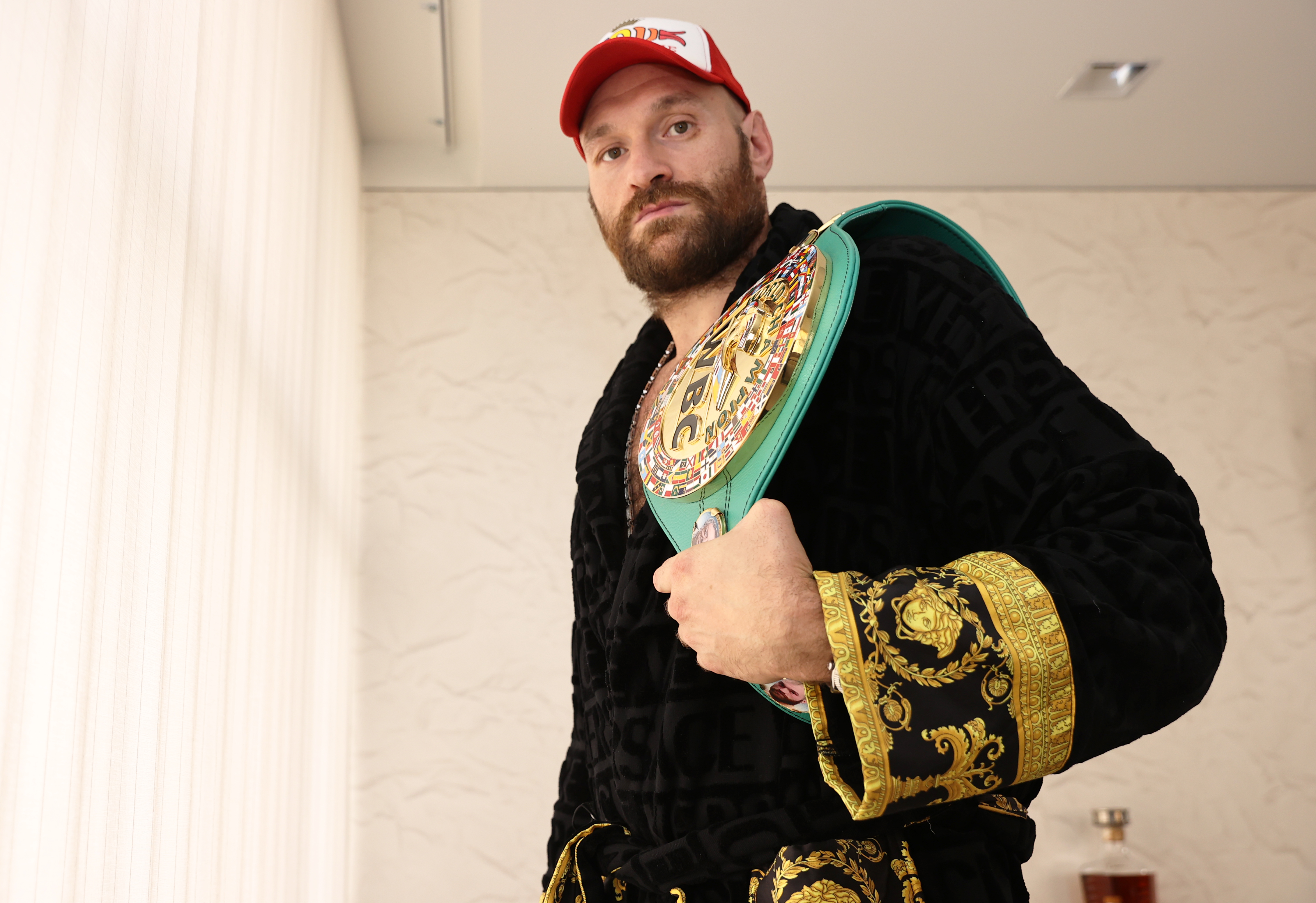 Tyson Fury v Deontay Wilder - British Media Interviews