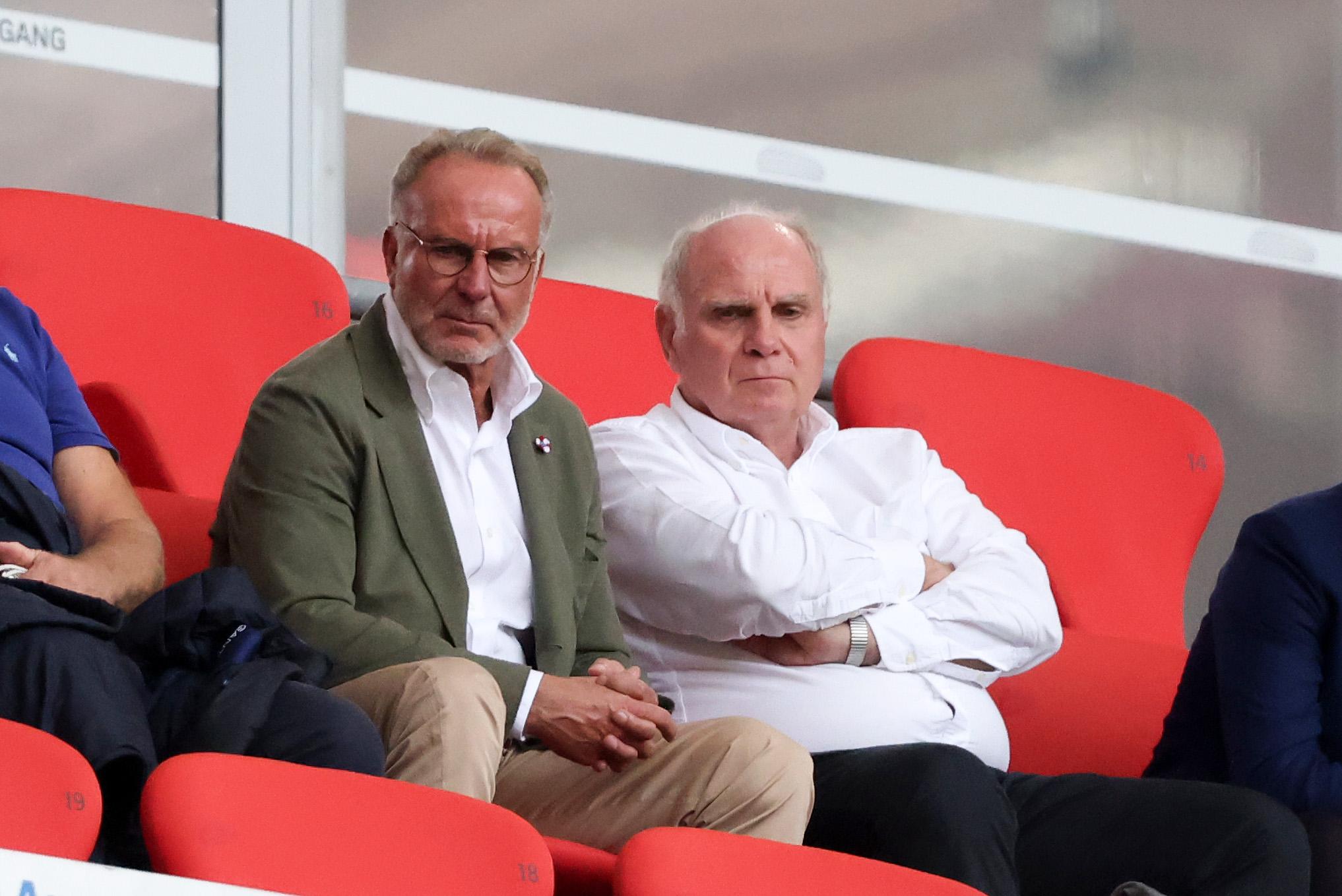 FC Bayern München v Eintracht Frankfurt - Bundesliga