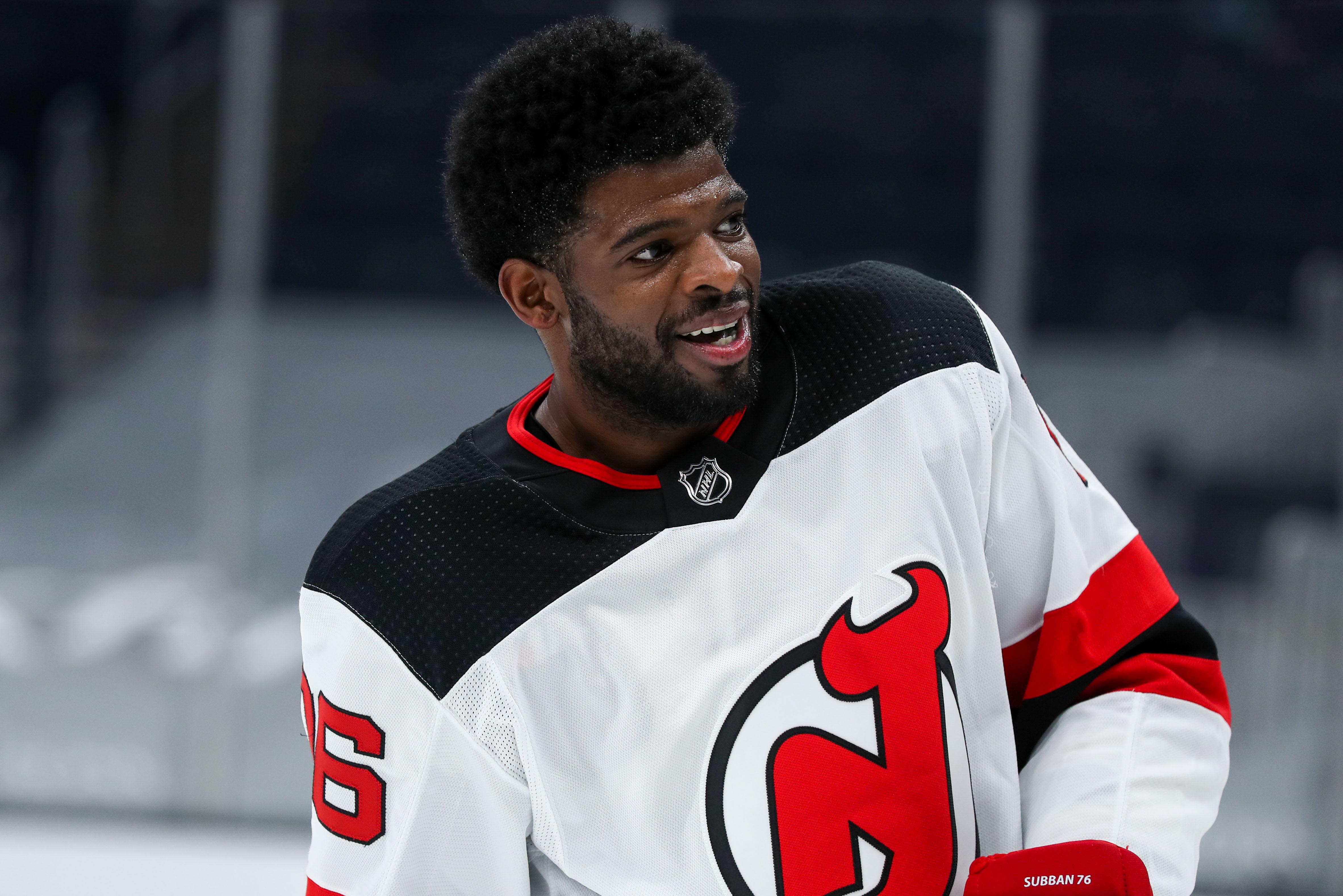 NHL: New Jersey Devils at Boston Bruins