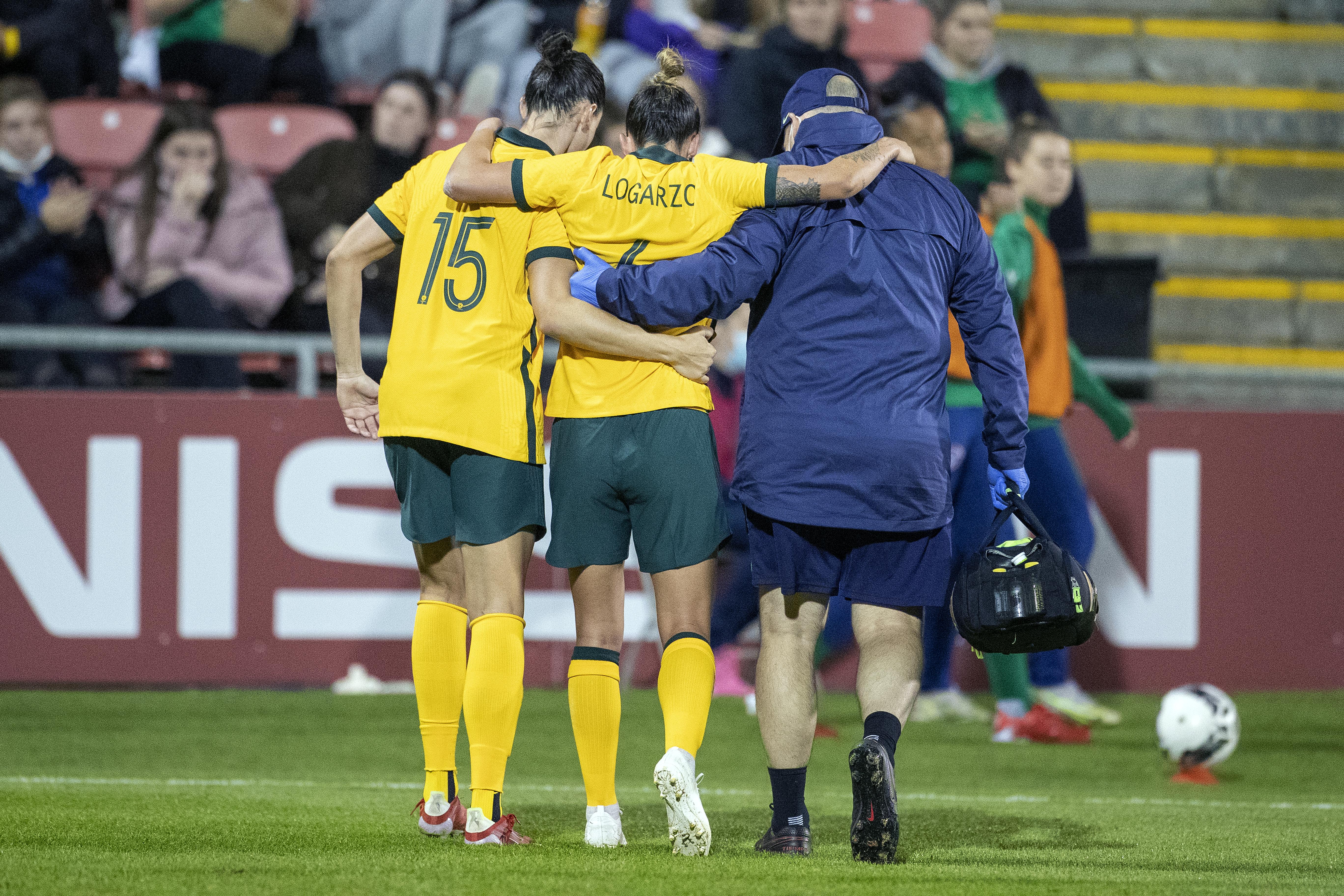 Republic of Ireland V Australia International Friendly Match.