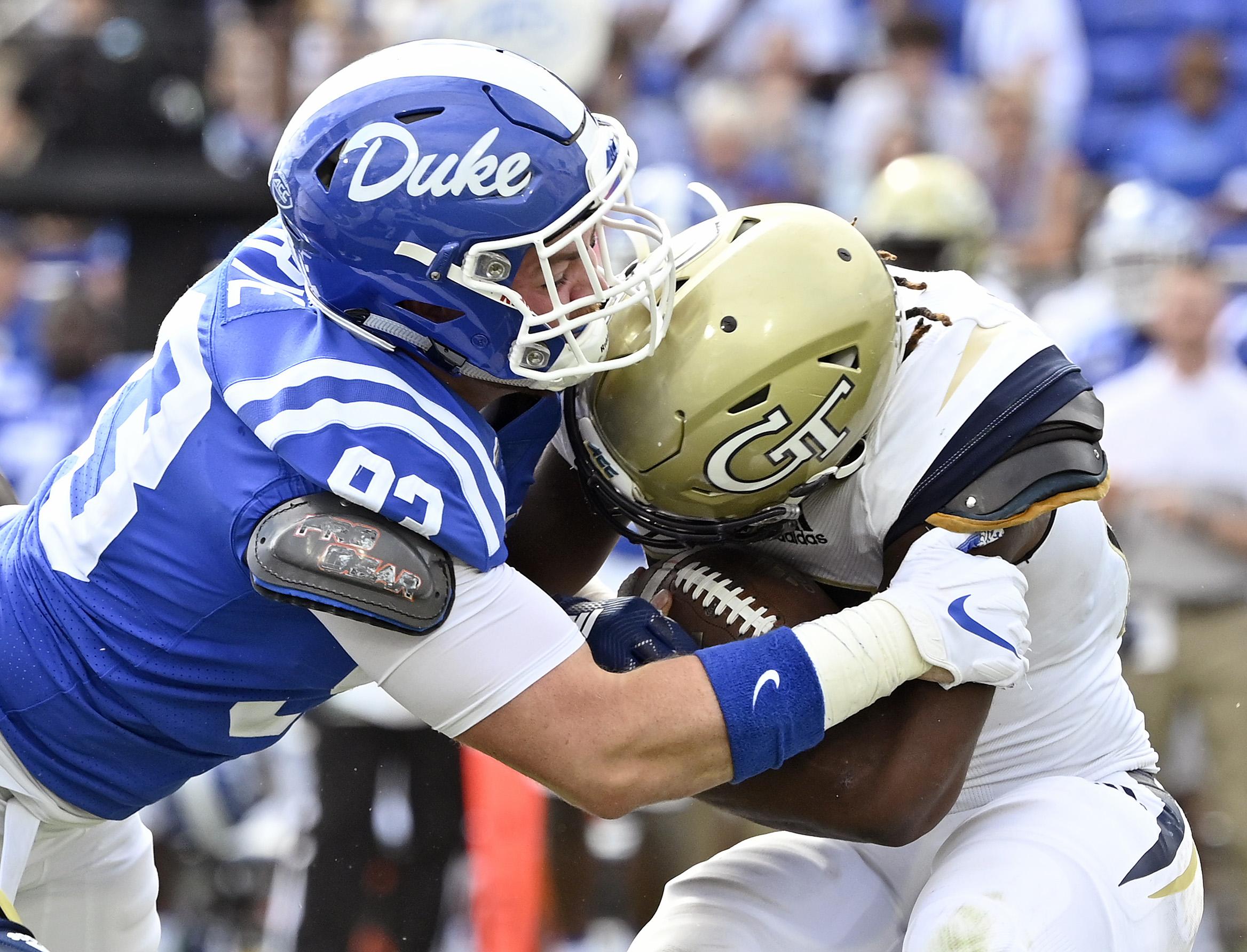 Georgia Tech v Duke