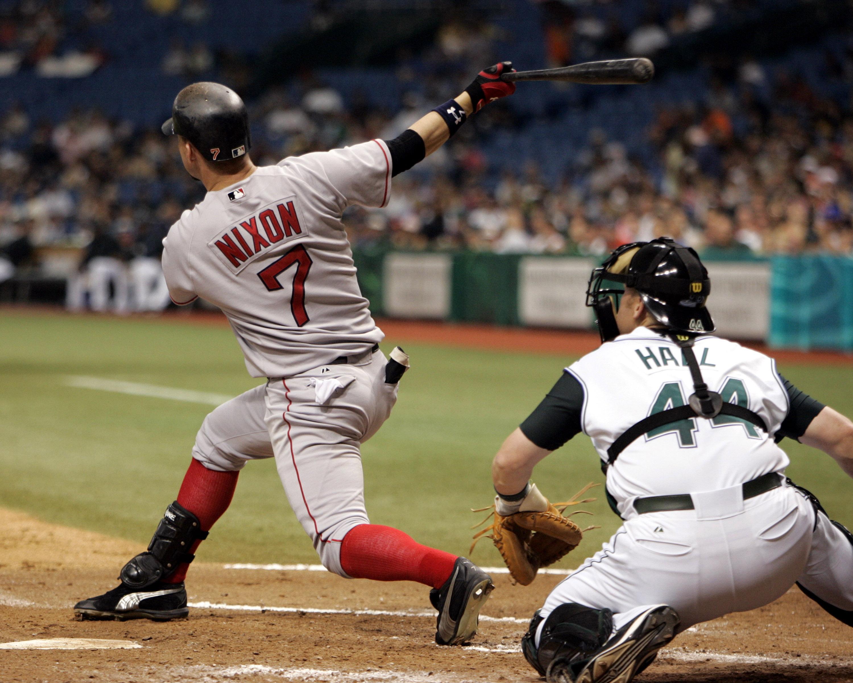 Boston Red Sox vs Tampa Bay Devil Rays - July 25, 2005