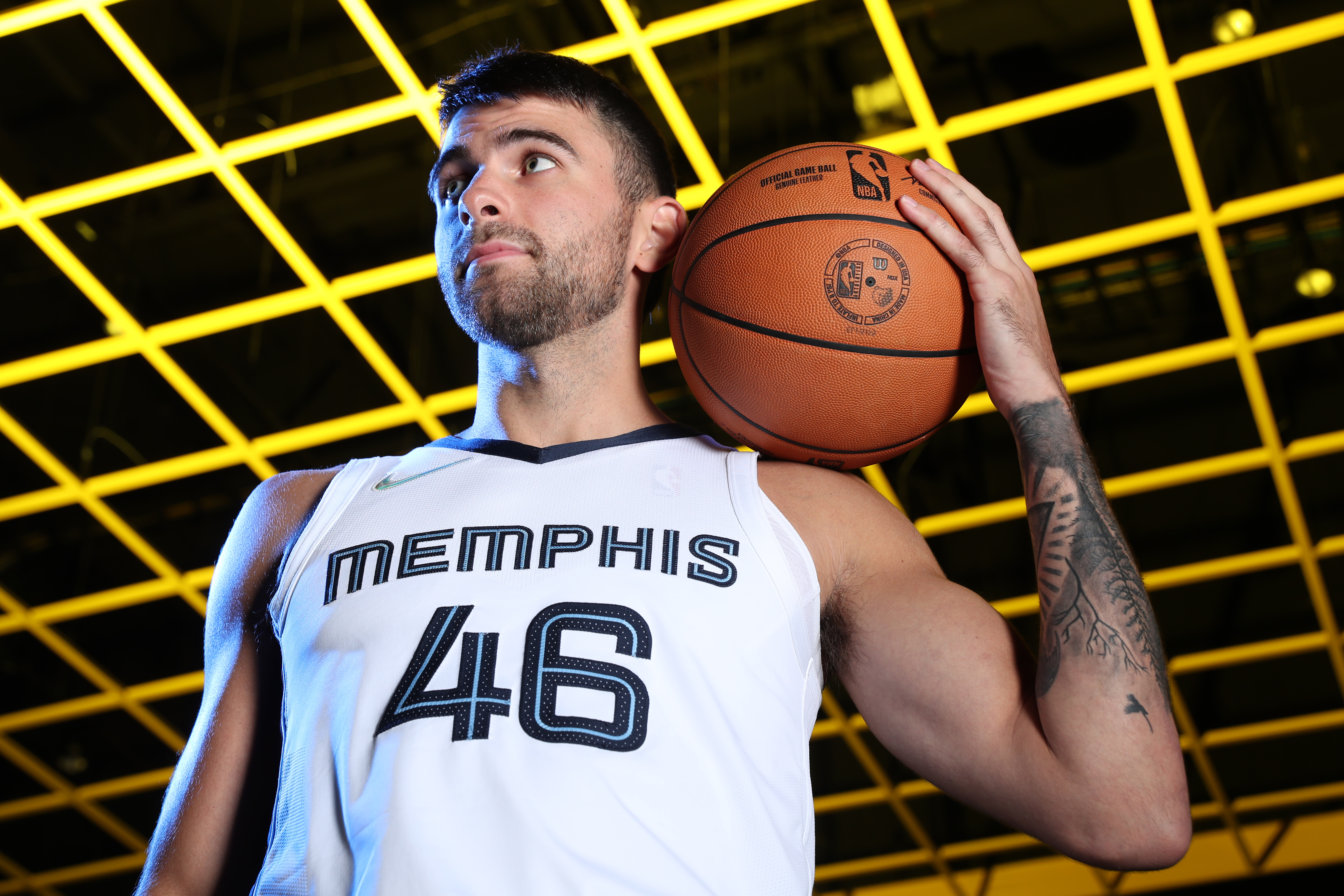 2021-22 Memphis Grizzlies Media Day