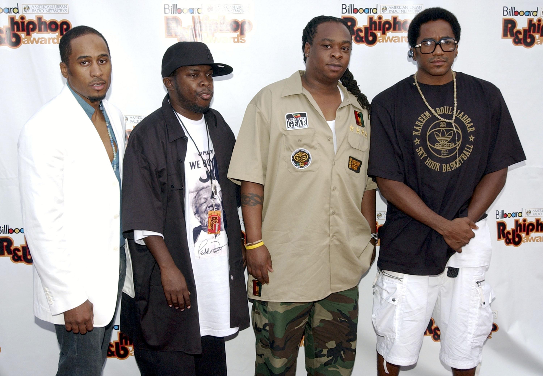 5th Annual Billboard R&B Hip-Hop Awards - Arrivals