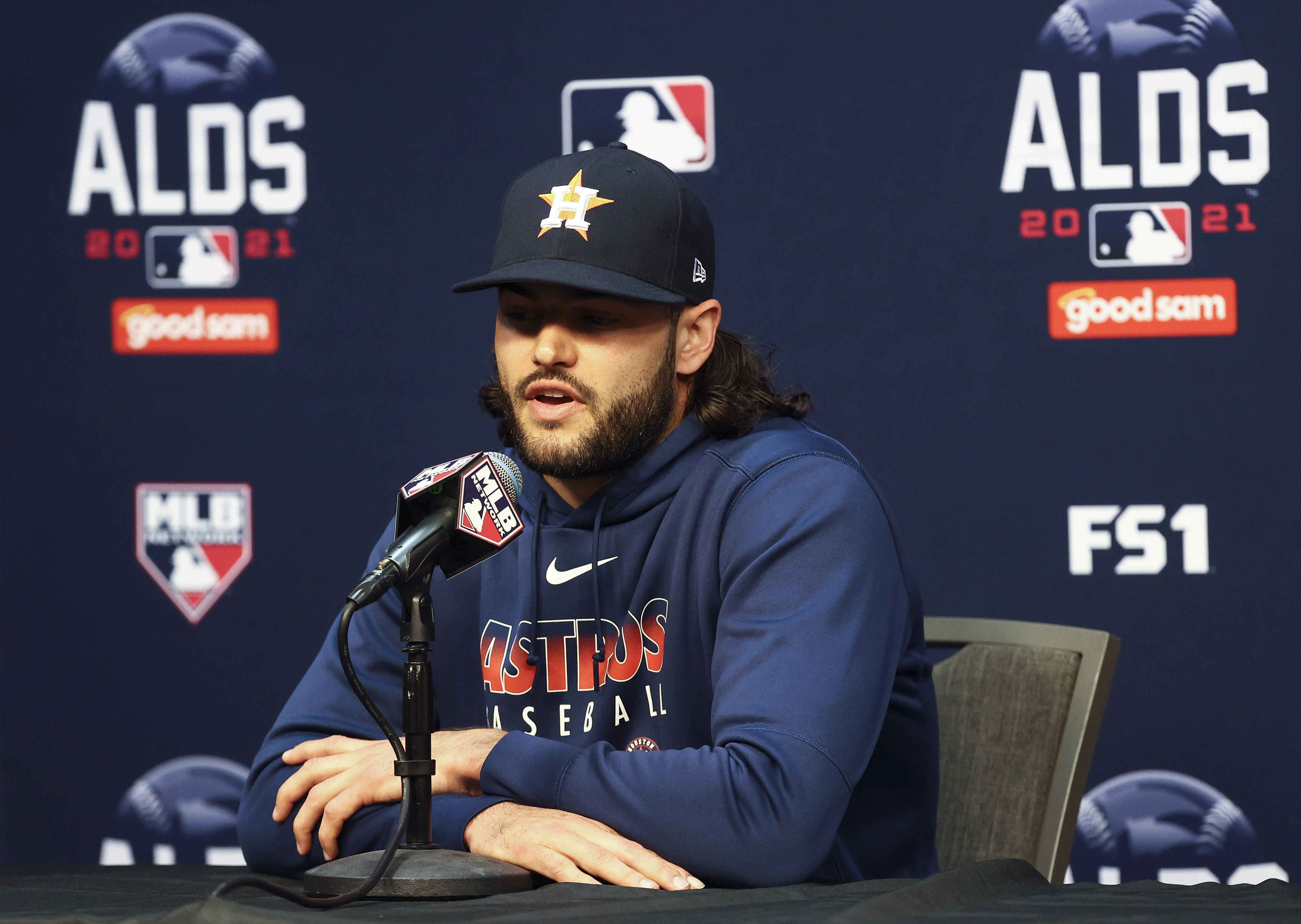 MLB: ALDS-Workouts