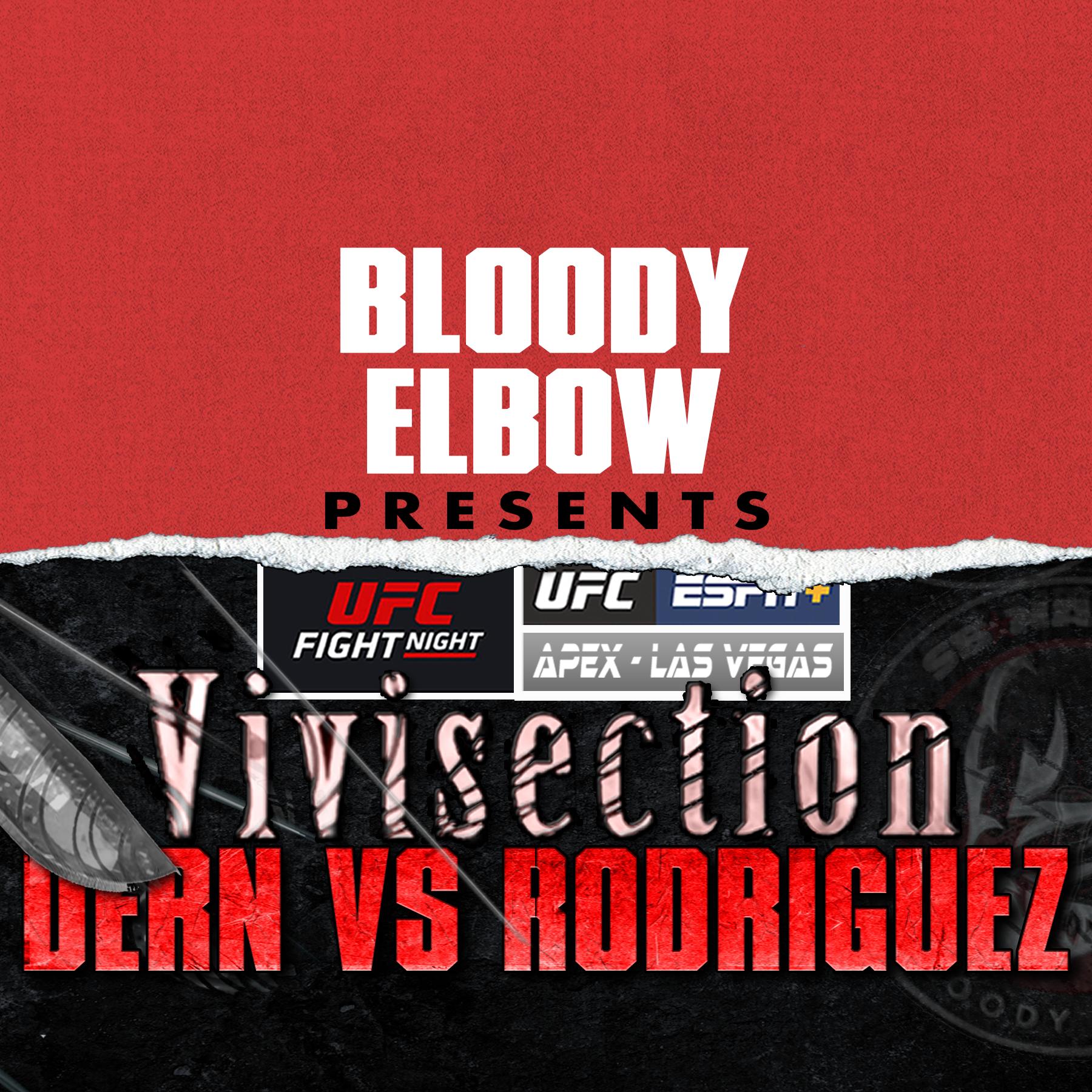 MMA VIVI, The MMA Vivisection, UFC Vegas 39, Mackenzie Dern vs Marina Rodriguez, UFC Picks & Predictions, UFC Analysis, UFC Odds, Zane Simon, Connor Ruebusch, UFC Podcast,