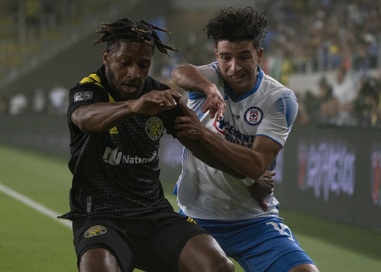 SOCCER: SEP 29 Campeones Cup - Columbus Crew v Cruz Azul