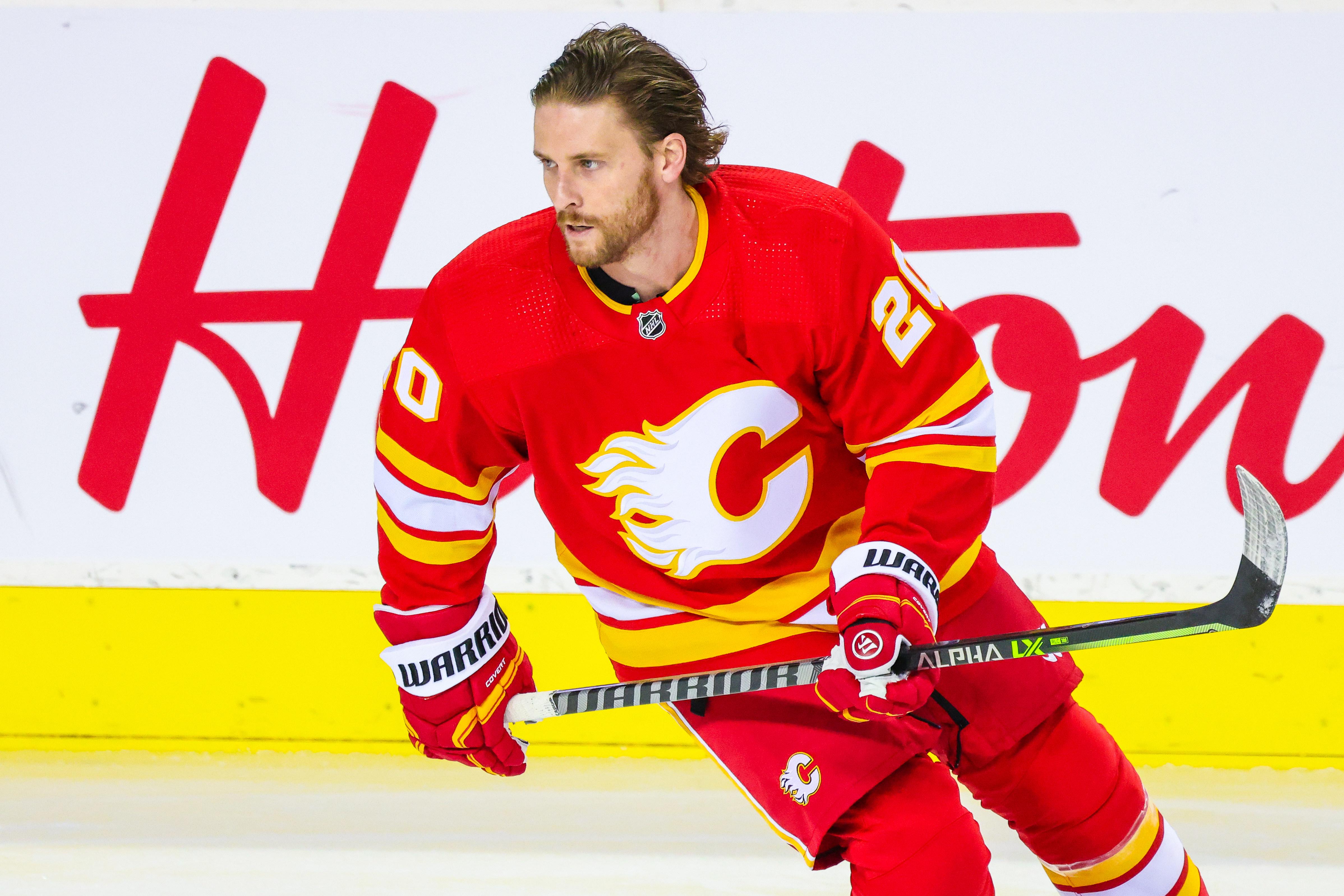 NHL: Preseason-Seattle Kraken at Calgary Flames