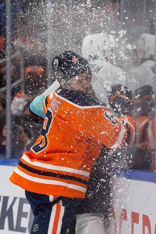 Seattle Kraken v Edmonton Oilers