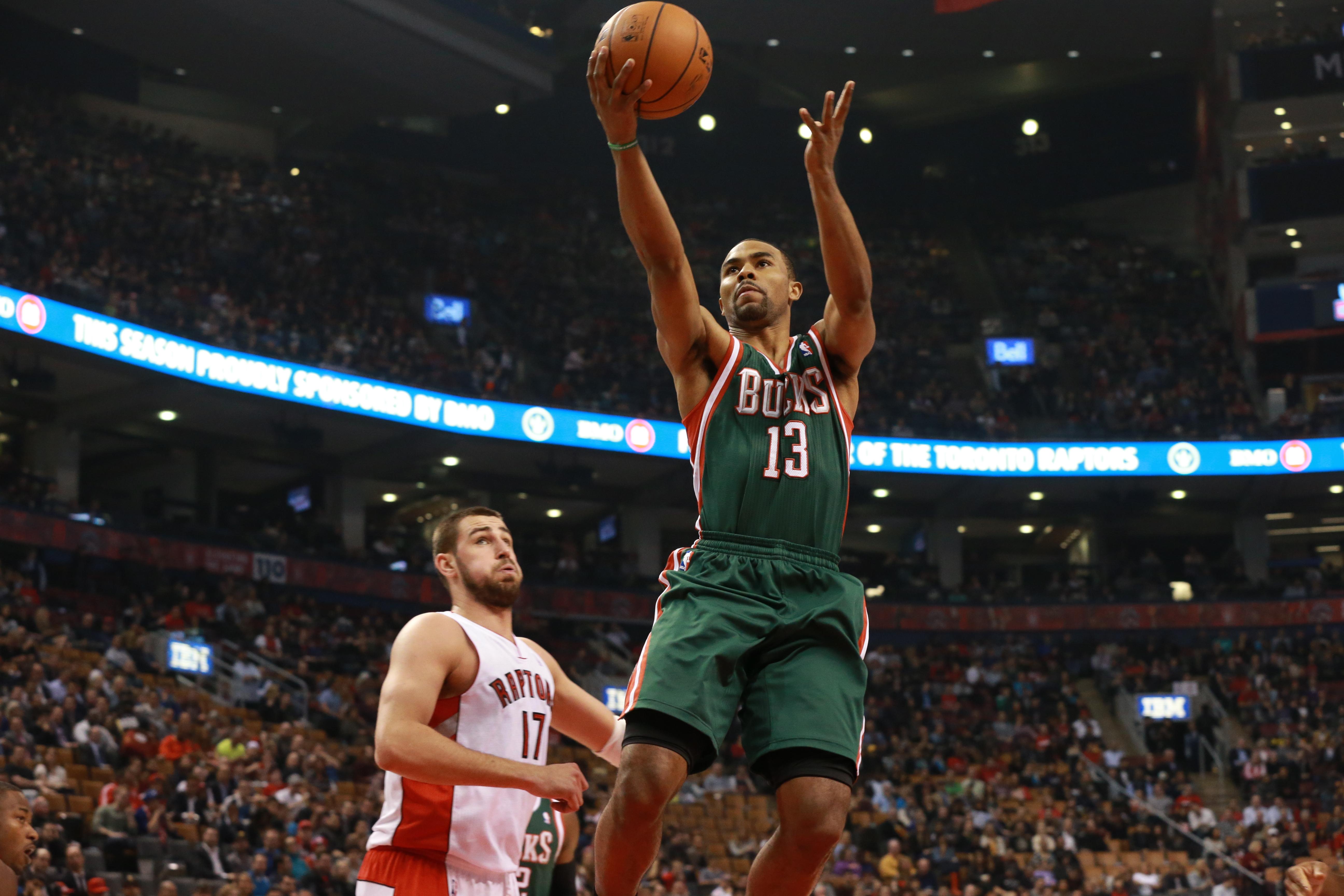 Bucks v Raptors