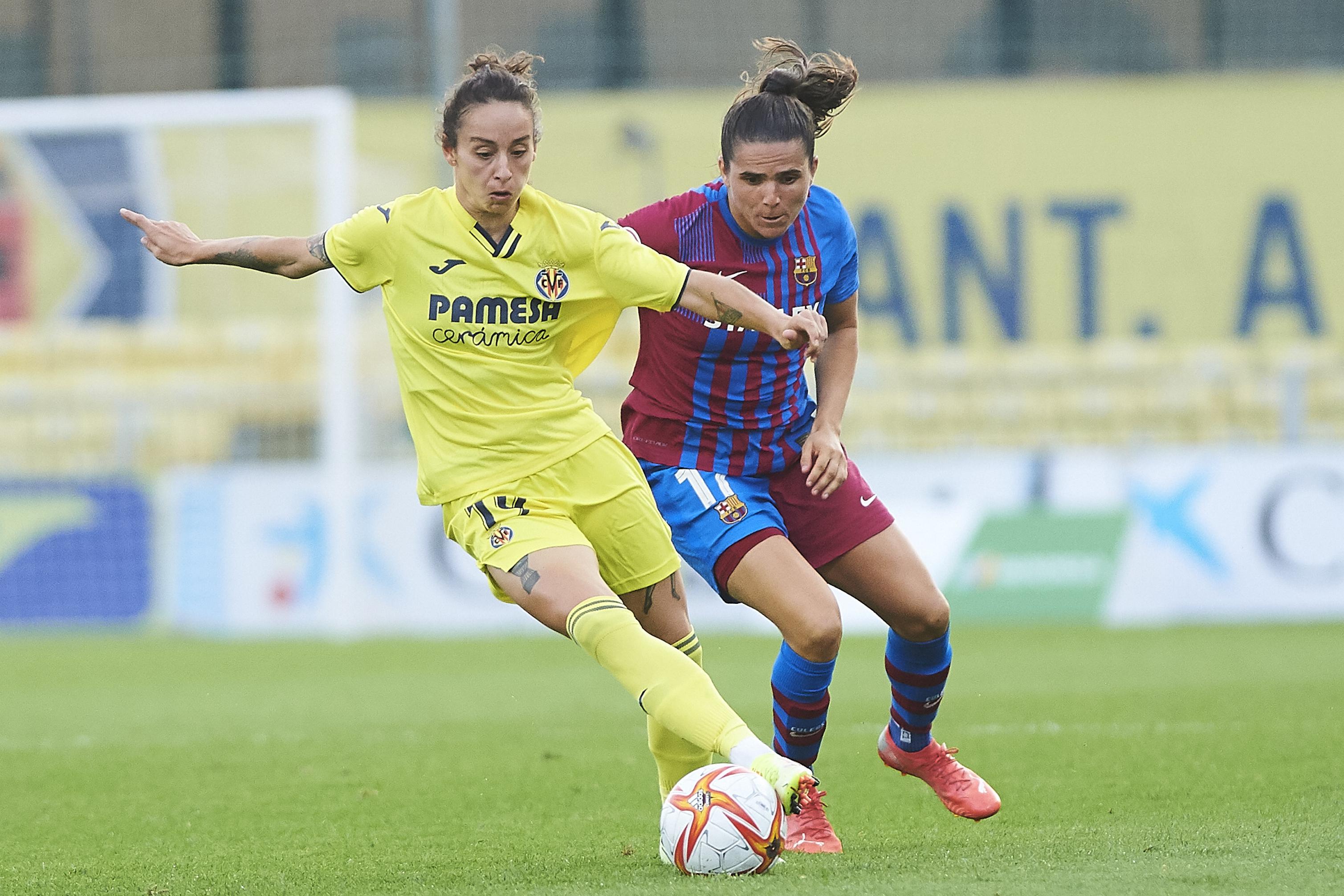 FC Villarreal v FC Barcelona - Primera Division Femenina