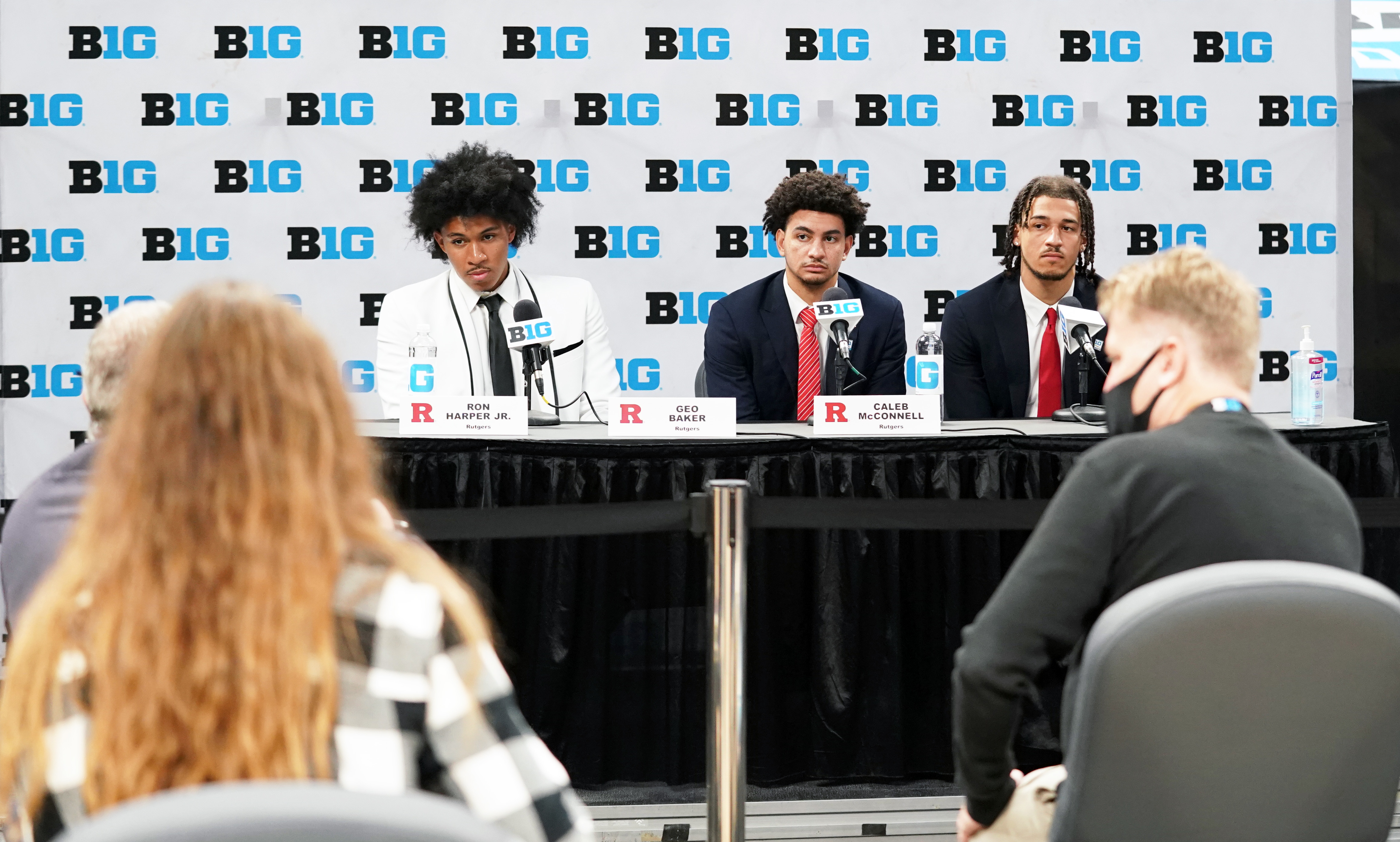 NCAA Basketball: Big Ten Media Days