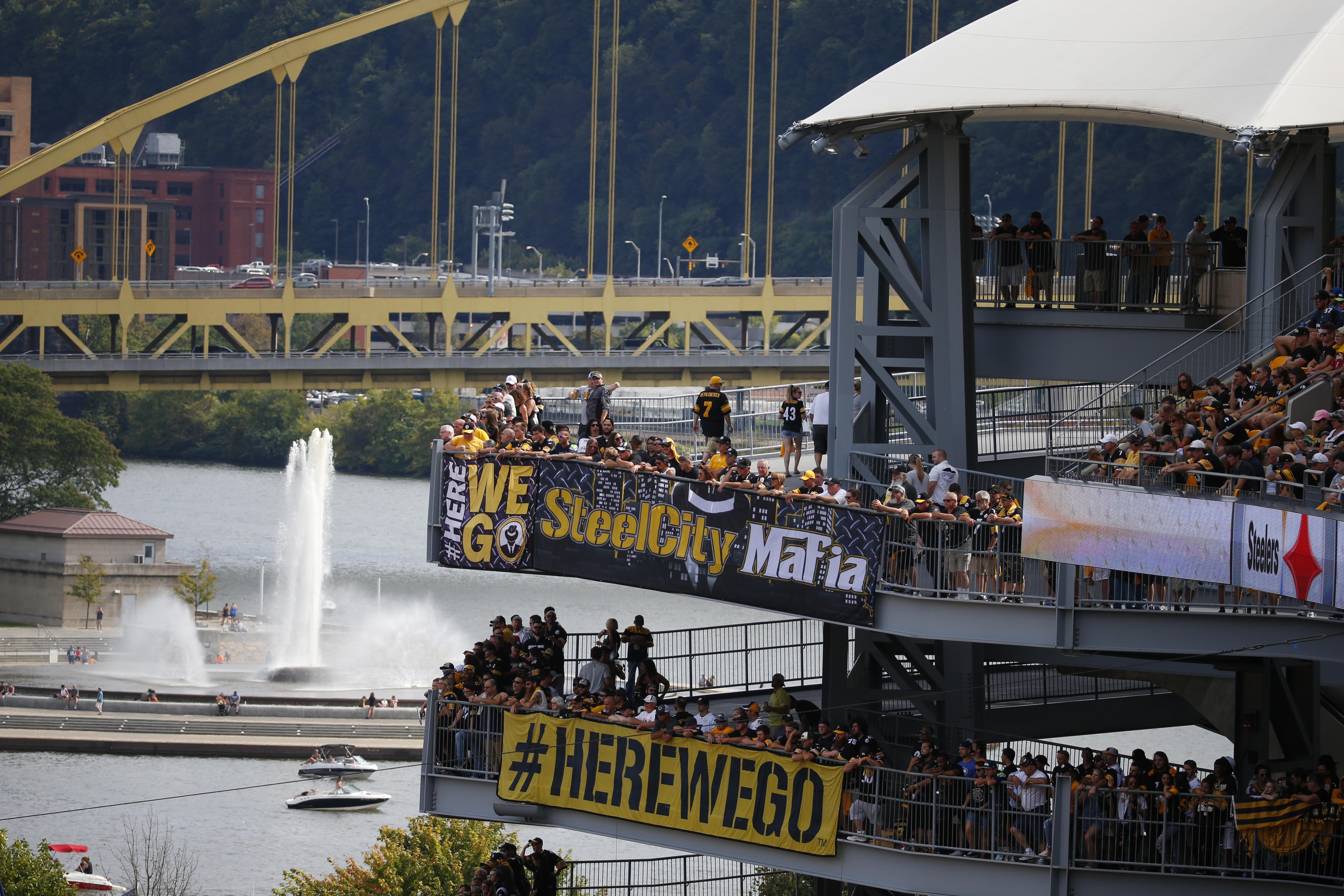 Seattle Seahawks v Pittsburgh Steelers