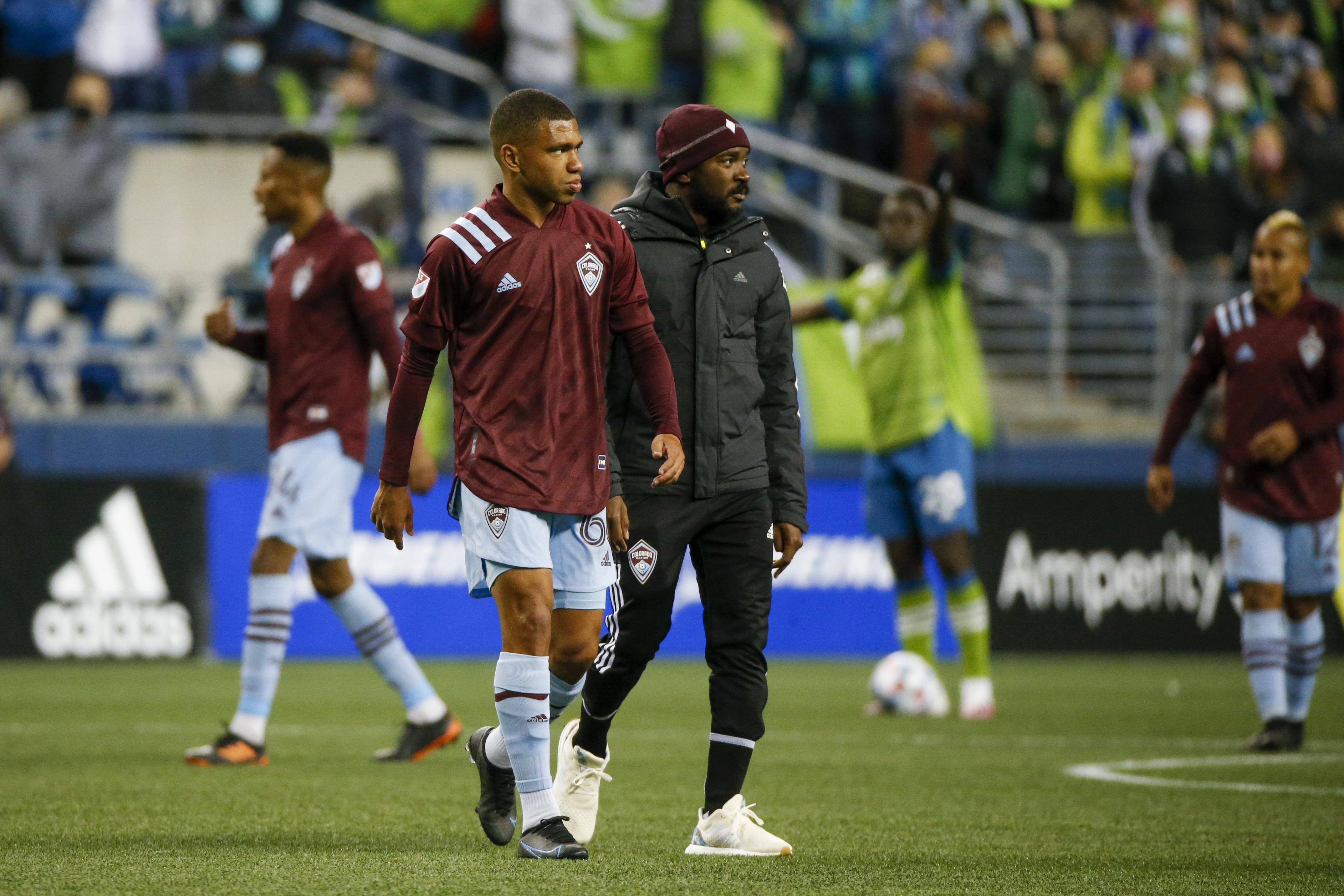MLS: Colorado Rapids at Seattle Sounders FC