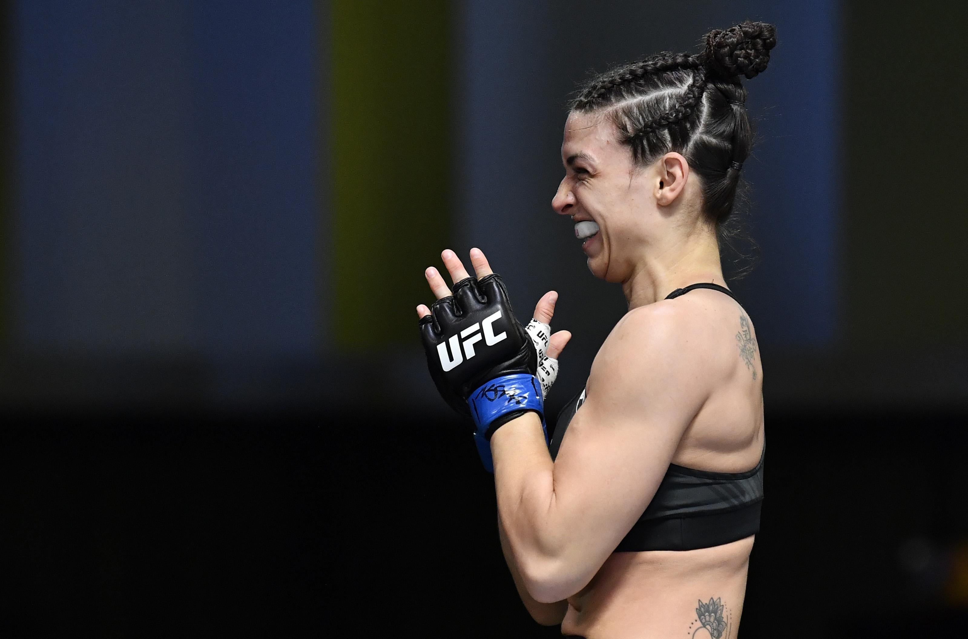 Mackenzie Dern faces Miranda Rodriguez in the main event of UFC Vegas 39