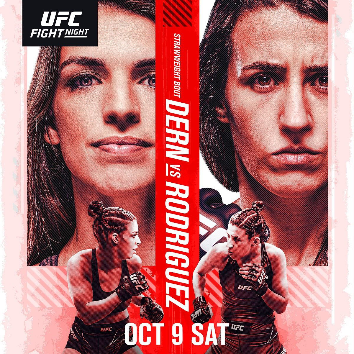 UFC Tonight: Schedule, start time, full fight card, how to watch Mackenzie Dern vs. Marina Rodriguez