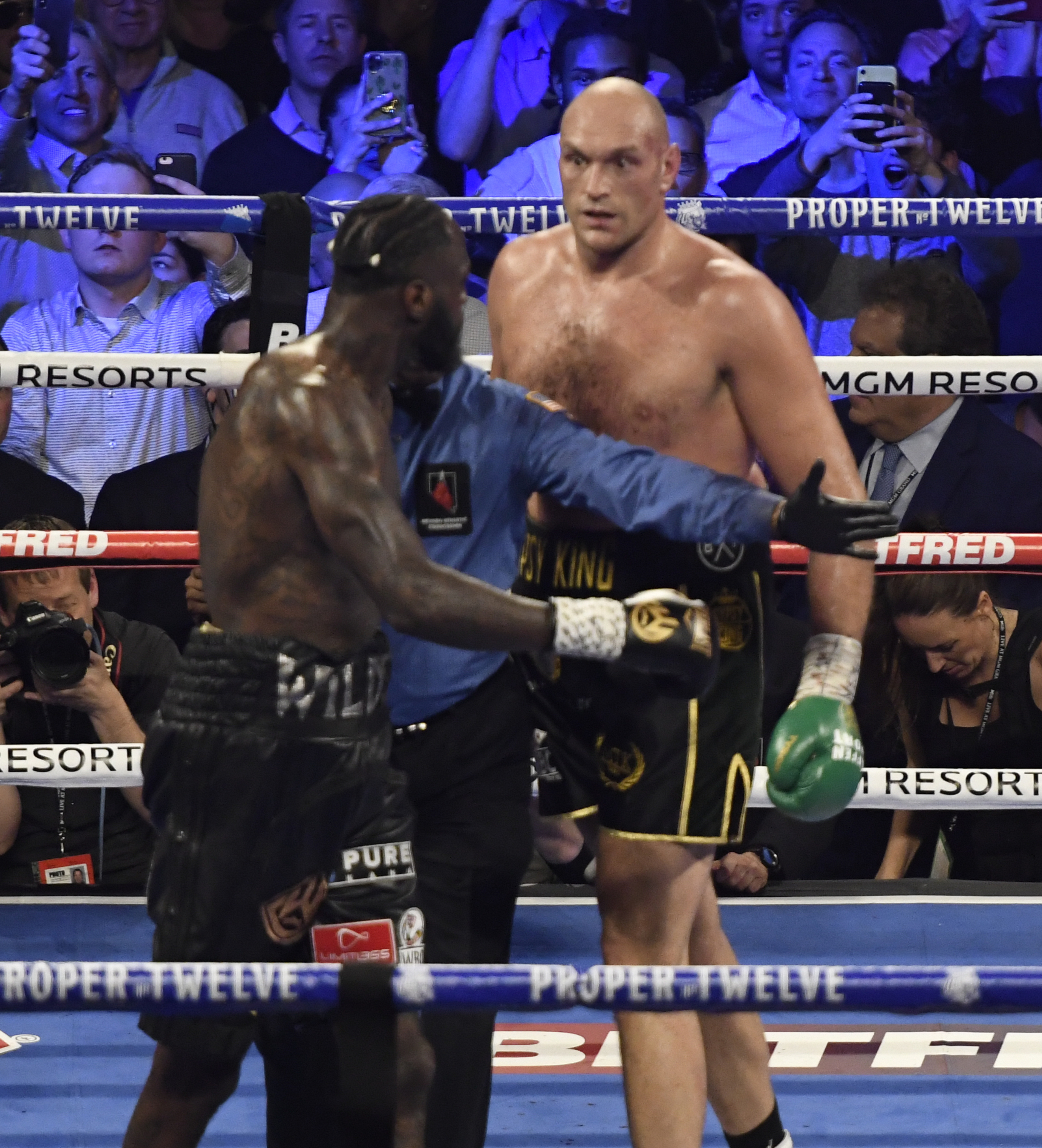 Tyson Fury is favored to stop Deontay Wilder again in their trilogy match