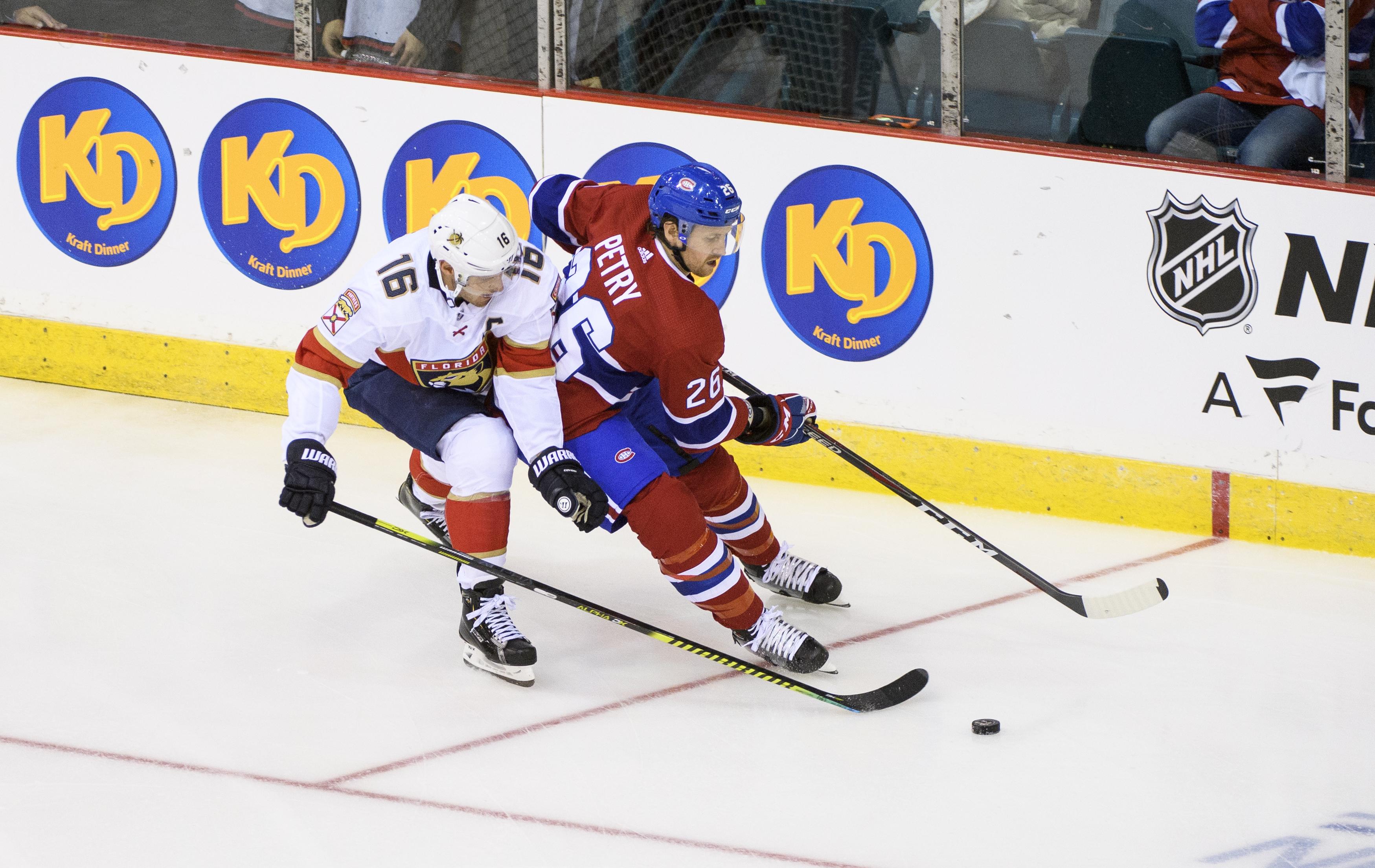 NHL at Kraft Hockeyville Canada