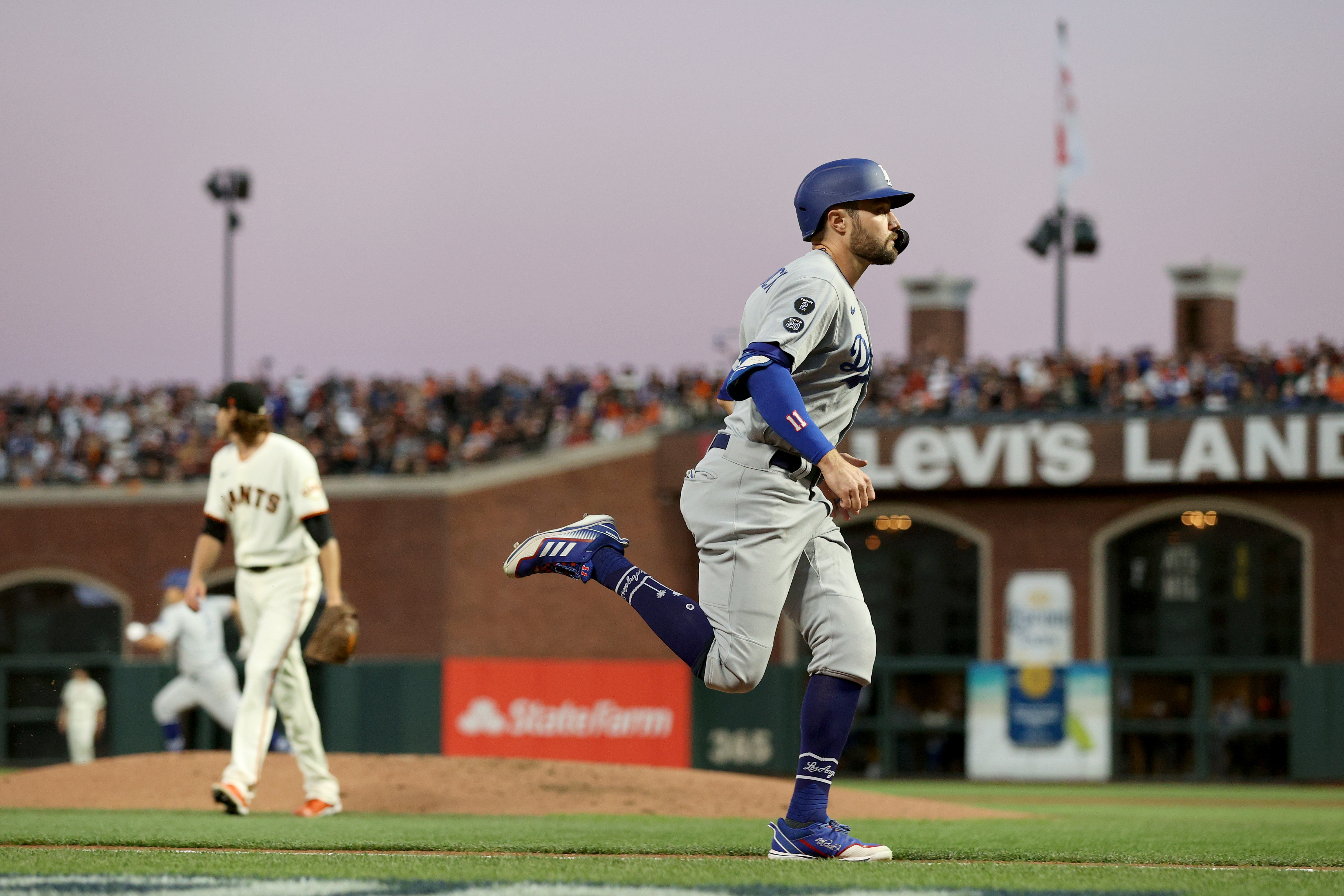 Division Series - Los Angeles Dodgers v San Francisco Giants - Game Two