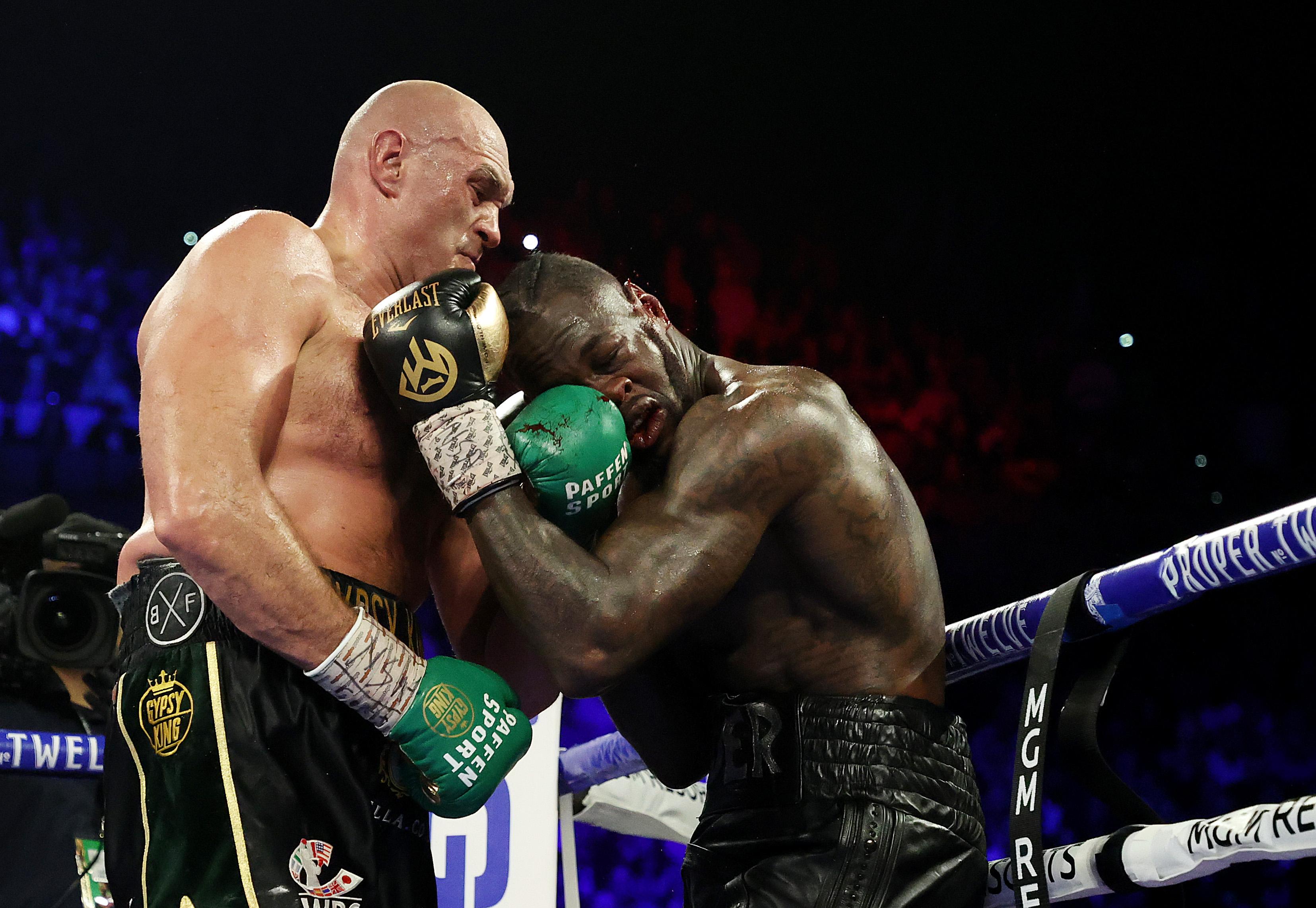 Watch Deontay Wilder vs Tyson Fury 2 in full here.