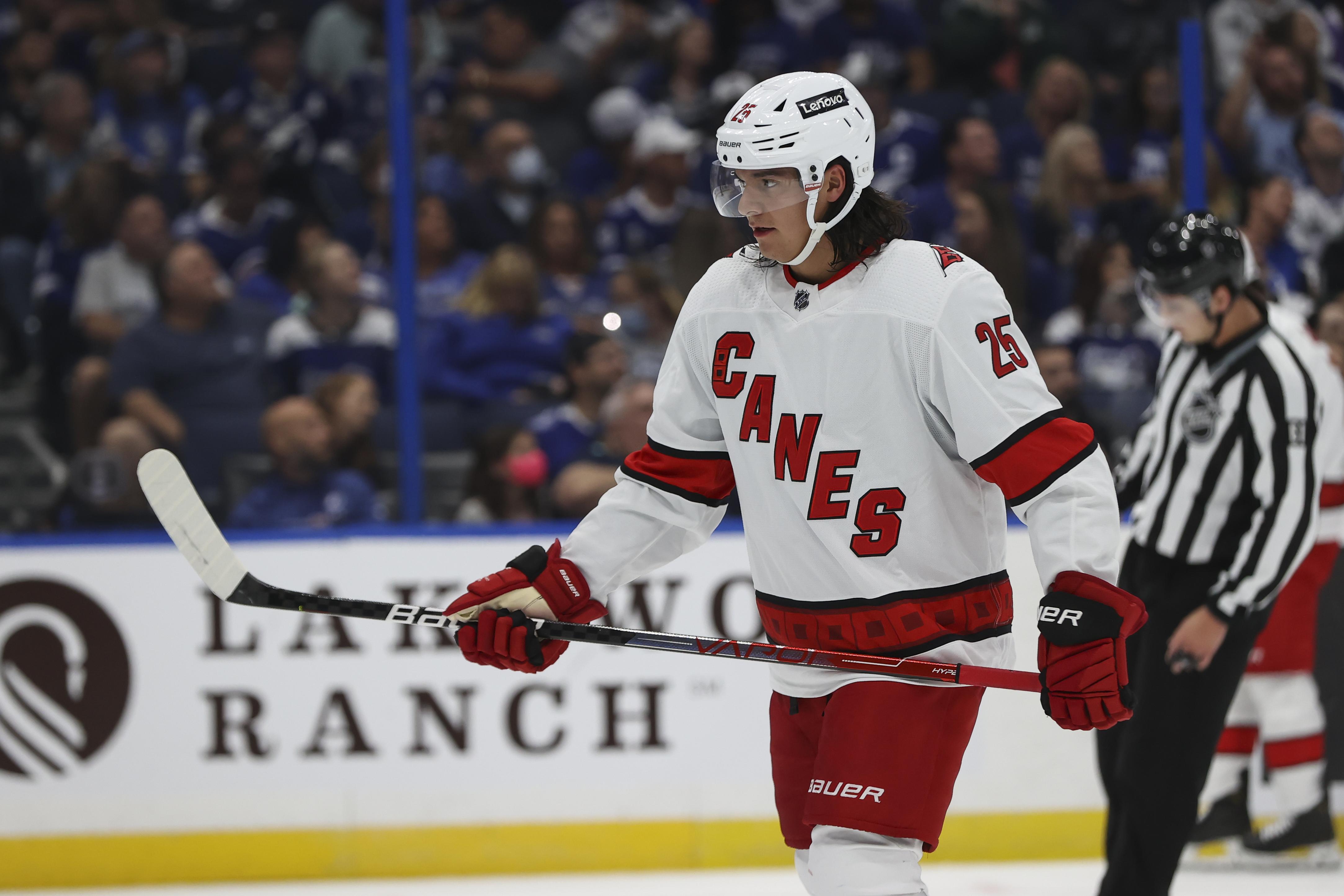 NHL: OCT 01 Preseason - Hurricanes at Lightning