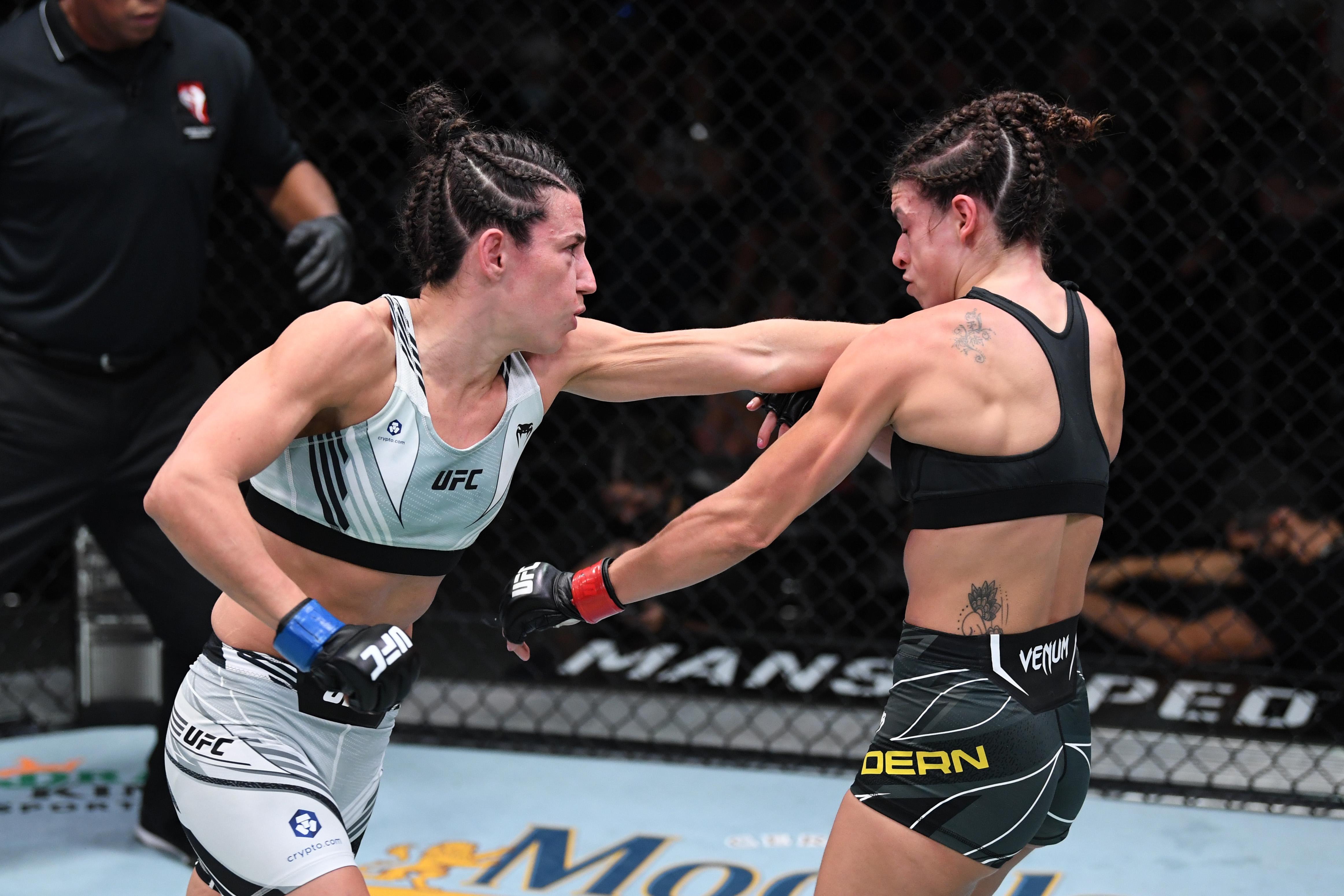 UFC战斗之夜:德恩诉罗德里格斯